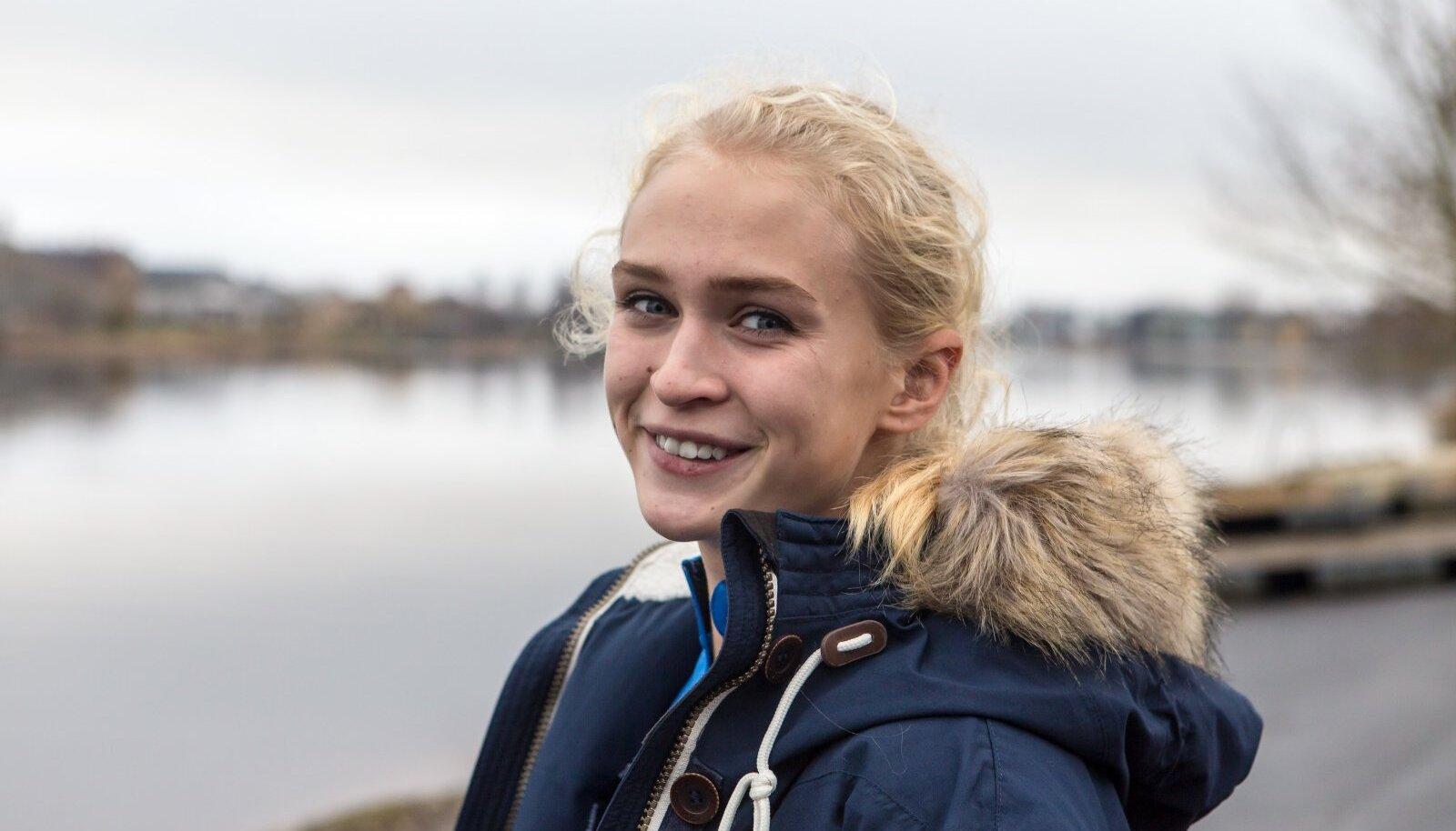 Greta Jaanson.