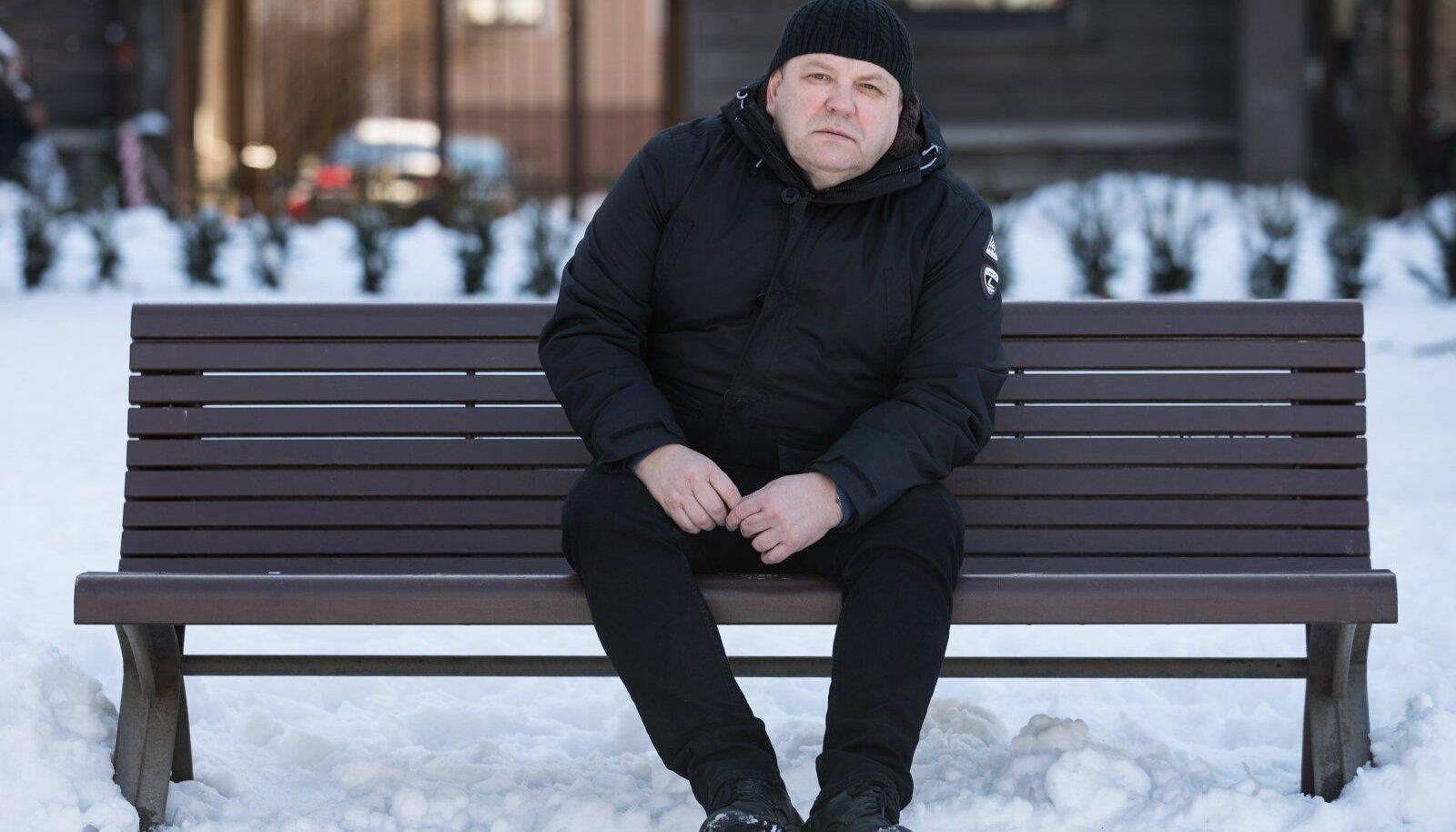 Tallinna tehnikaülikooli meresüsteemide instituudi vanemteadur Tarmo Kõuts.