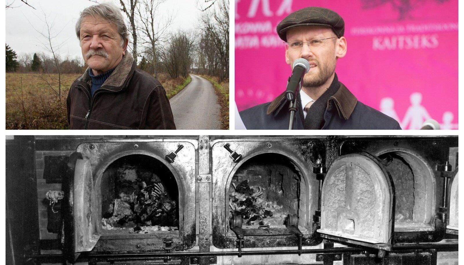 Holokausti kajastus Objektiivis