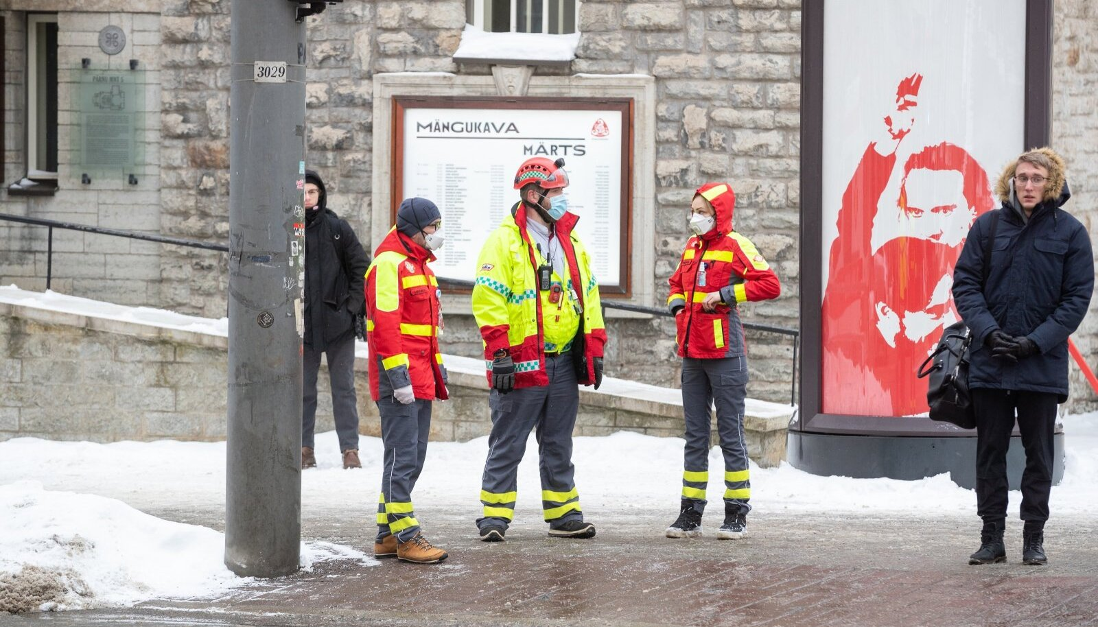 Tasuta kuuma joogi saavad vormirõivais kiirabitöötajad kõikides Circle K teenindusjaamades üle Eesti