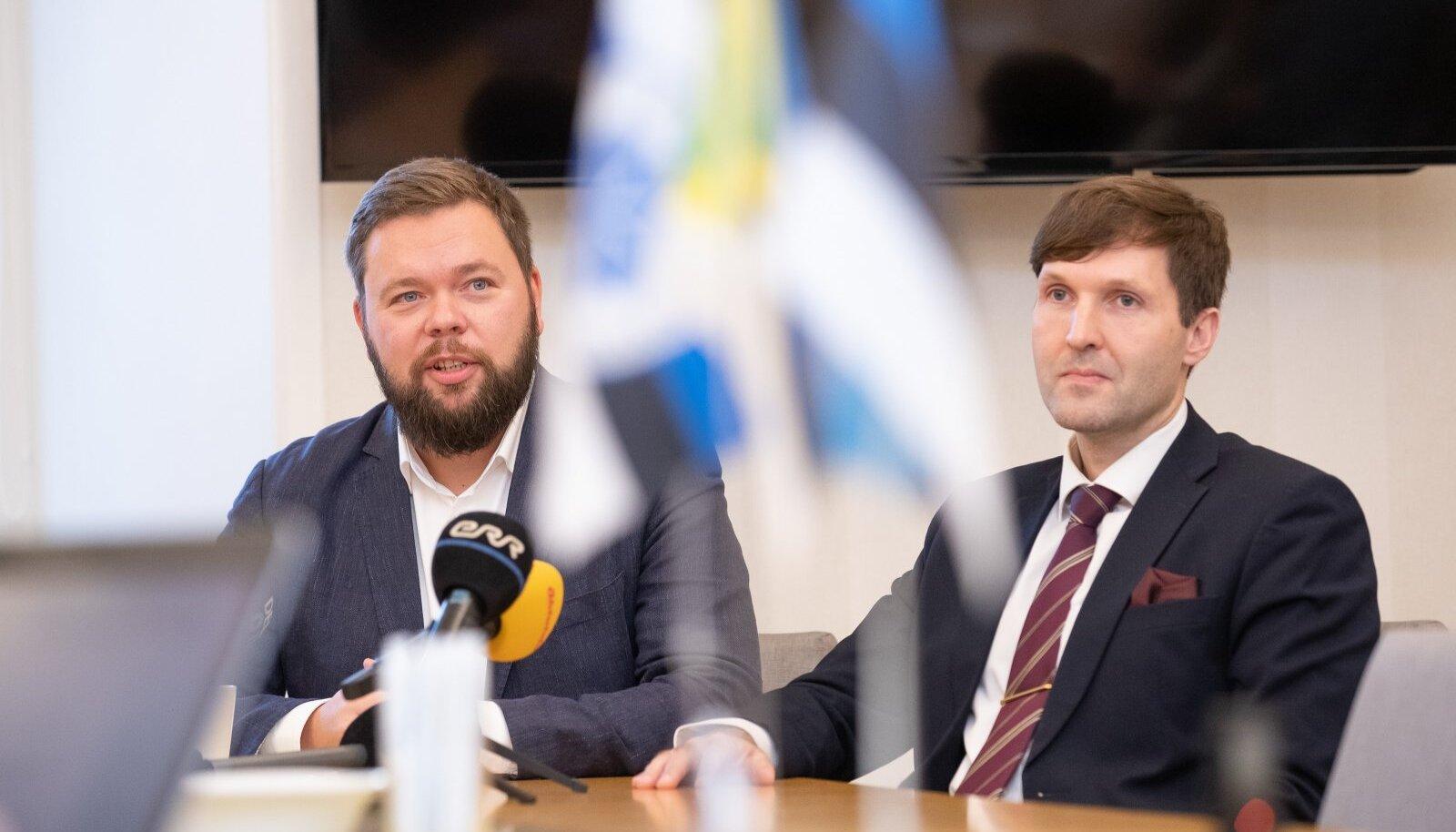TEGI HEAD TÖÖD: Väliskaubandus- ja IT-ministri ametis oli Kaimar Karu üks väheseid EKRE ministreid, keda ka EKRE vastased talusid ja isegi kiitsid. Lõpuks mindi aga parteiga tüliga lahku.