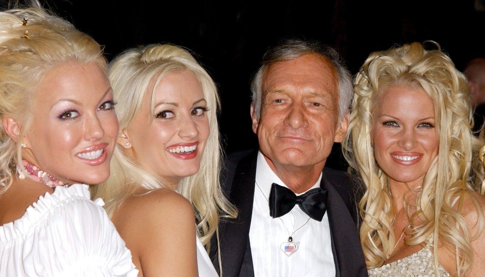 Hugh Hefner Passes Away at 91