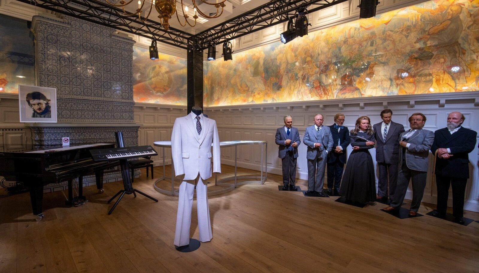 Lennart Meri ülikond Virtuaalmuuseumis