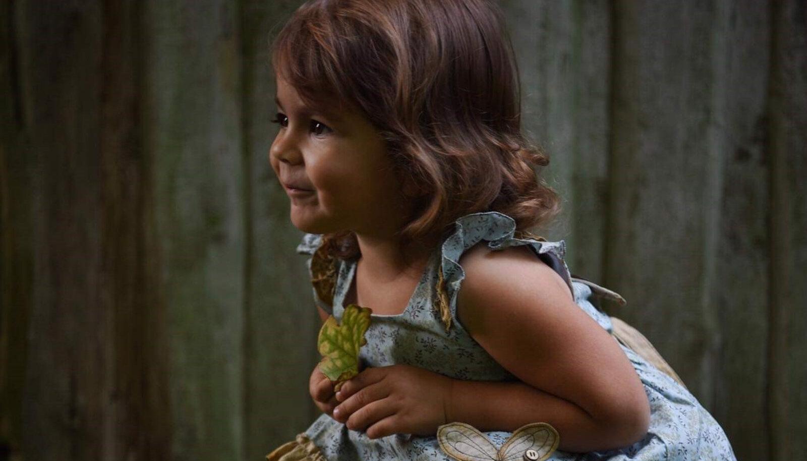 Diana on tavaline peagi nelja-aastaseks saav tüdruk, kelle elulusti pole raske haigus rikkunud.