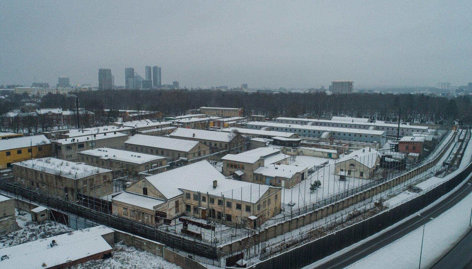 Endine Tallinna vangla