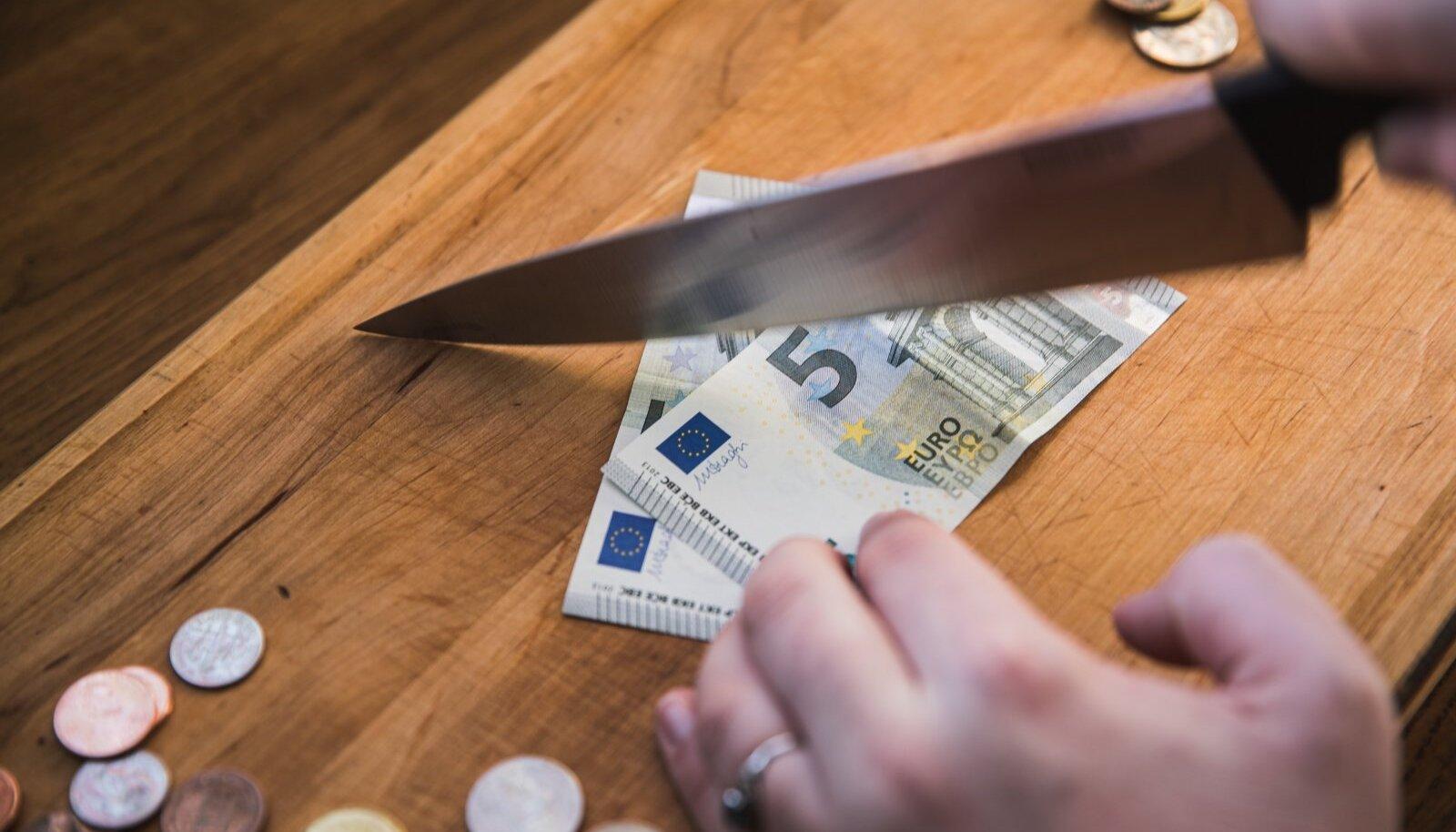 Palgakärped ja koondamised on mõju avaldanud ka tööjõumaksude laekumisele.