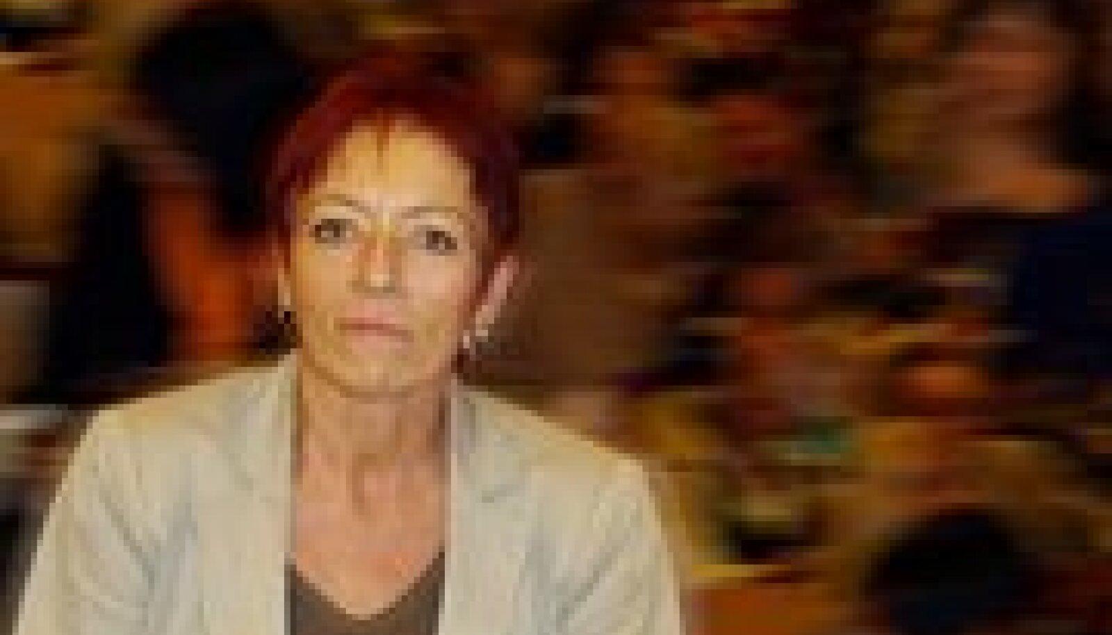 Viimane pilt: Kaks nädalat enne surma osales Krista Vinkel veel tööalasel konverentsil. (erakogu)