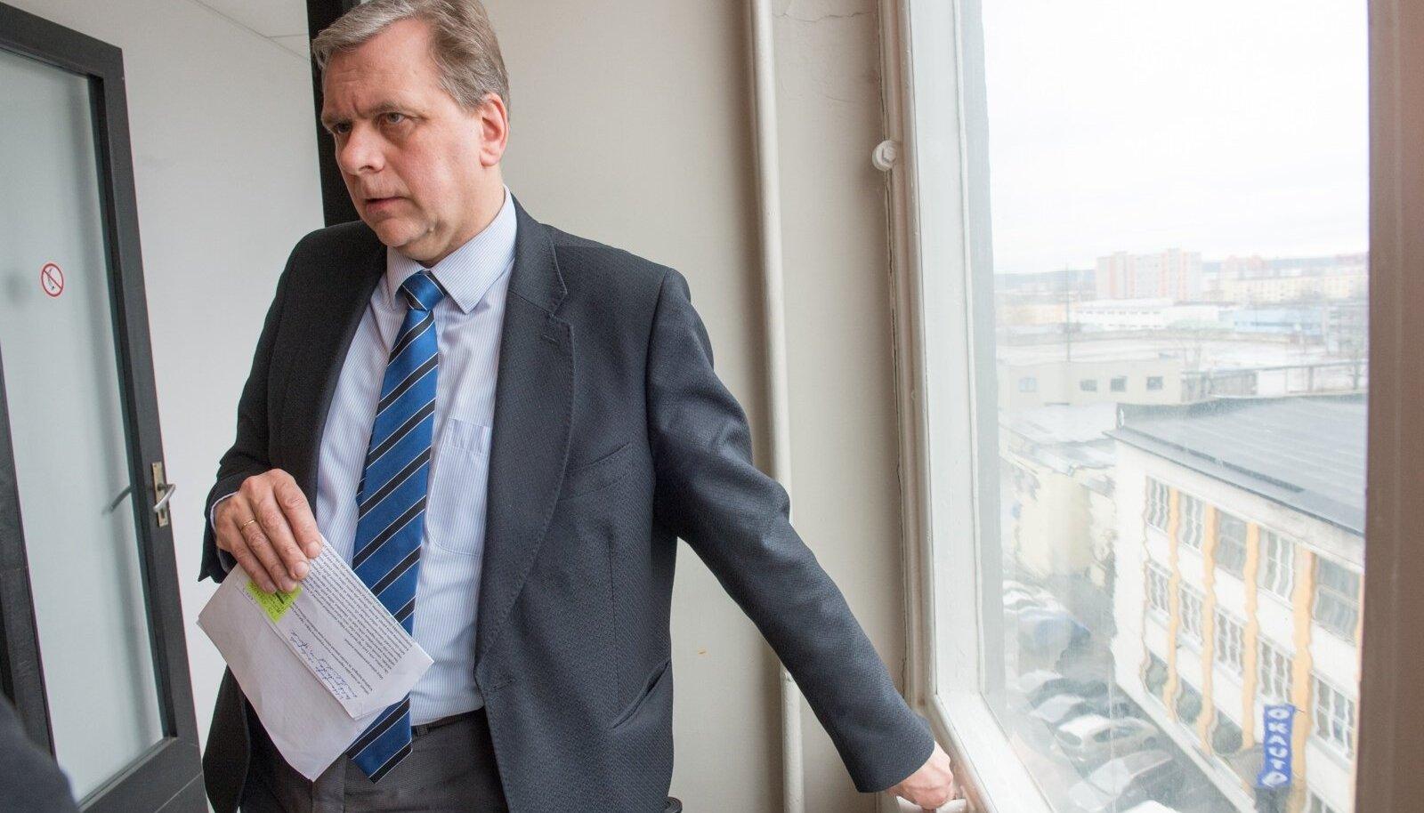 Vabaerakonna esimees Andres Herkel
