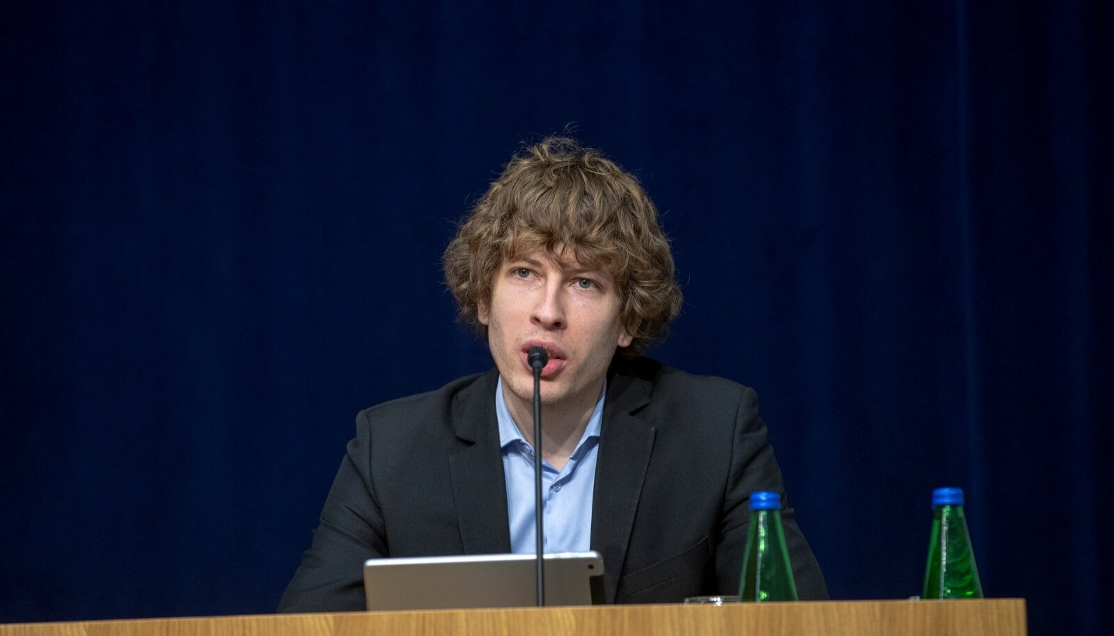 Valitsuse pressikonverents 28.01.21, Tanel Kiik