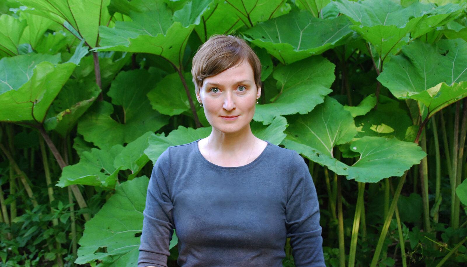 Kristina Madisson-Laht.