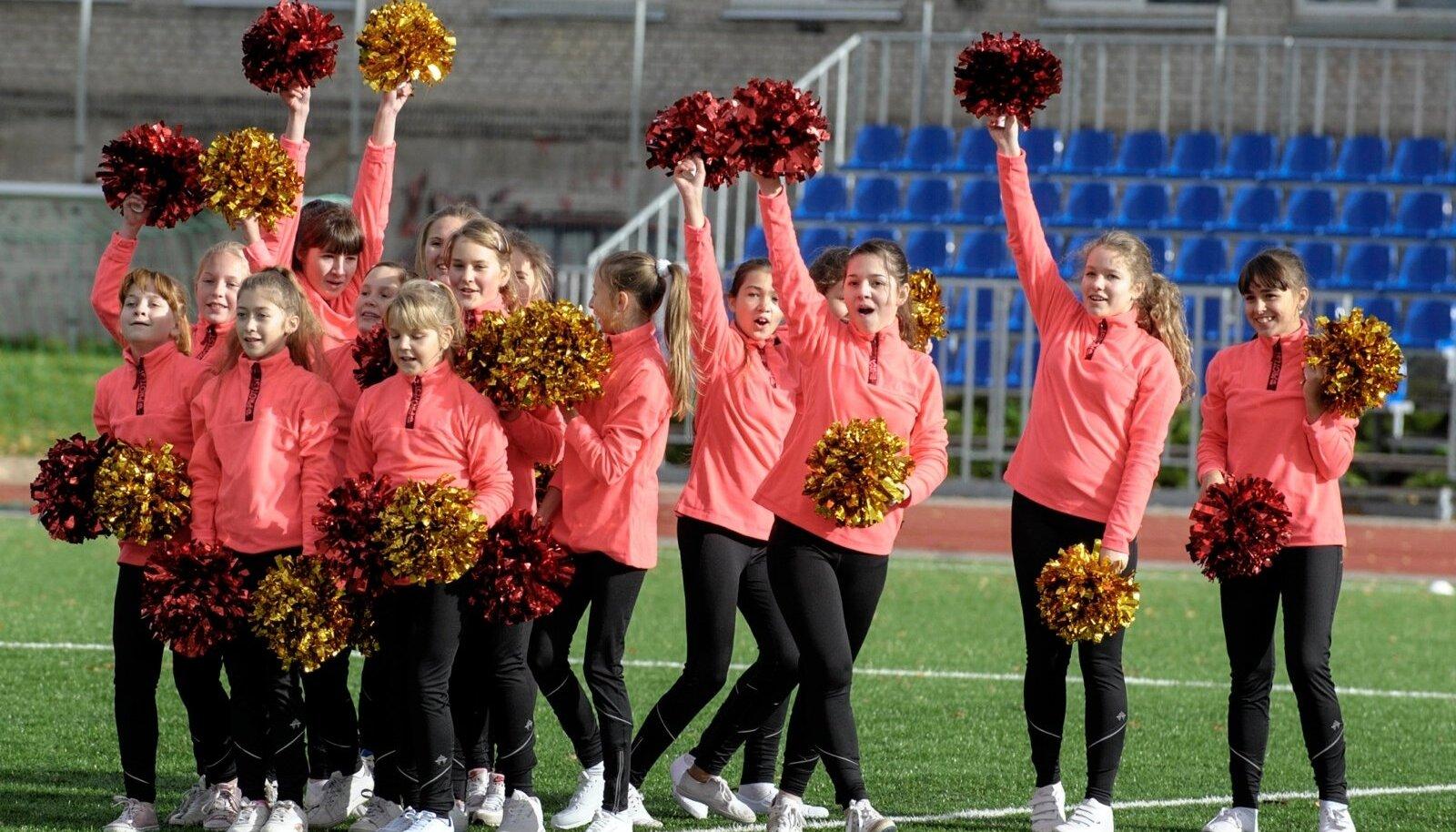 """Narva uus jalgpalli stadion """"Kalev Fama"""" avamine"""
