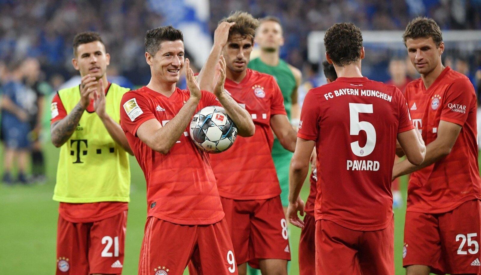24 08 2019 Fussball GER Saison 2019 2020 1 Bundesliga 2 Spieltag FC Schalke 04 FC Bayern M