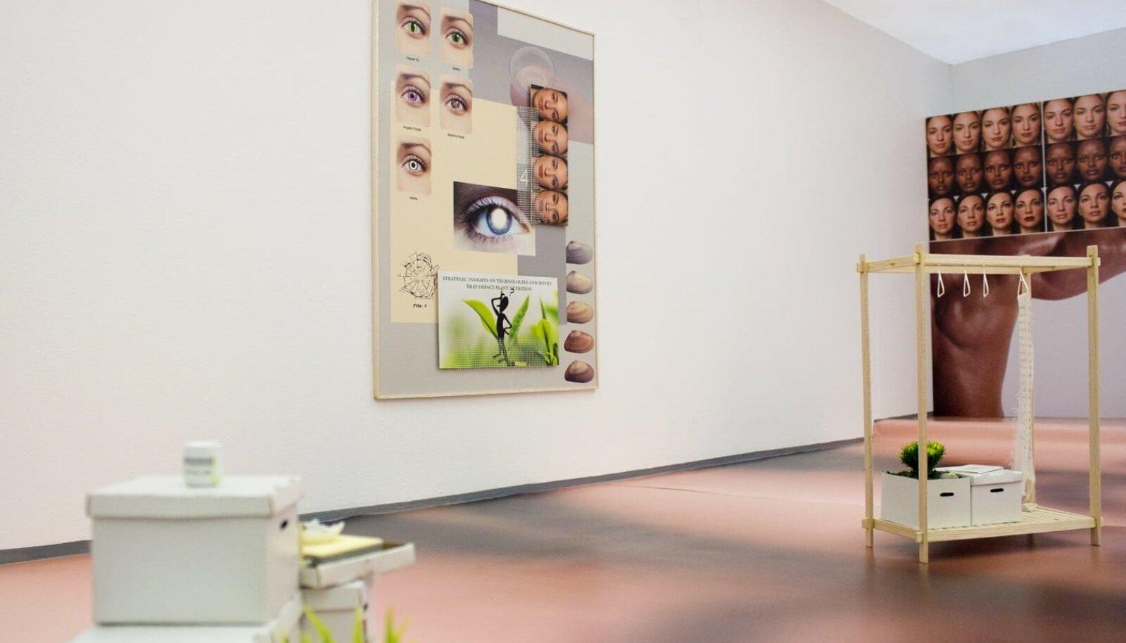 "KONSTANET: Vaade Nuno Patricio näitusele ""Body ExTended, Self-Construal""."
