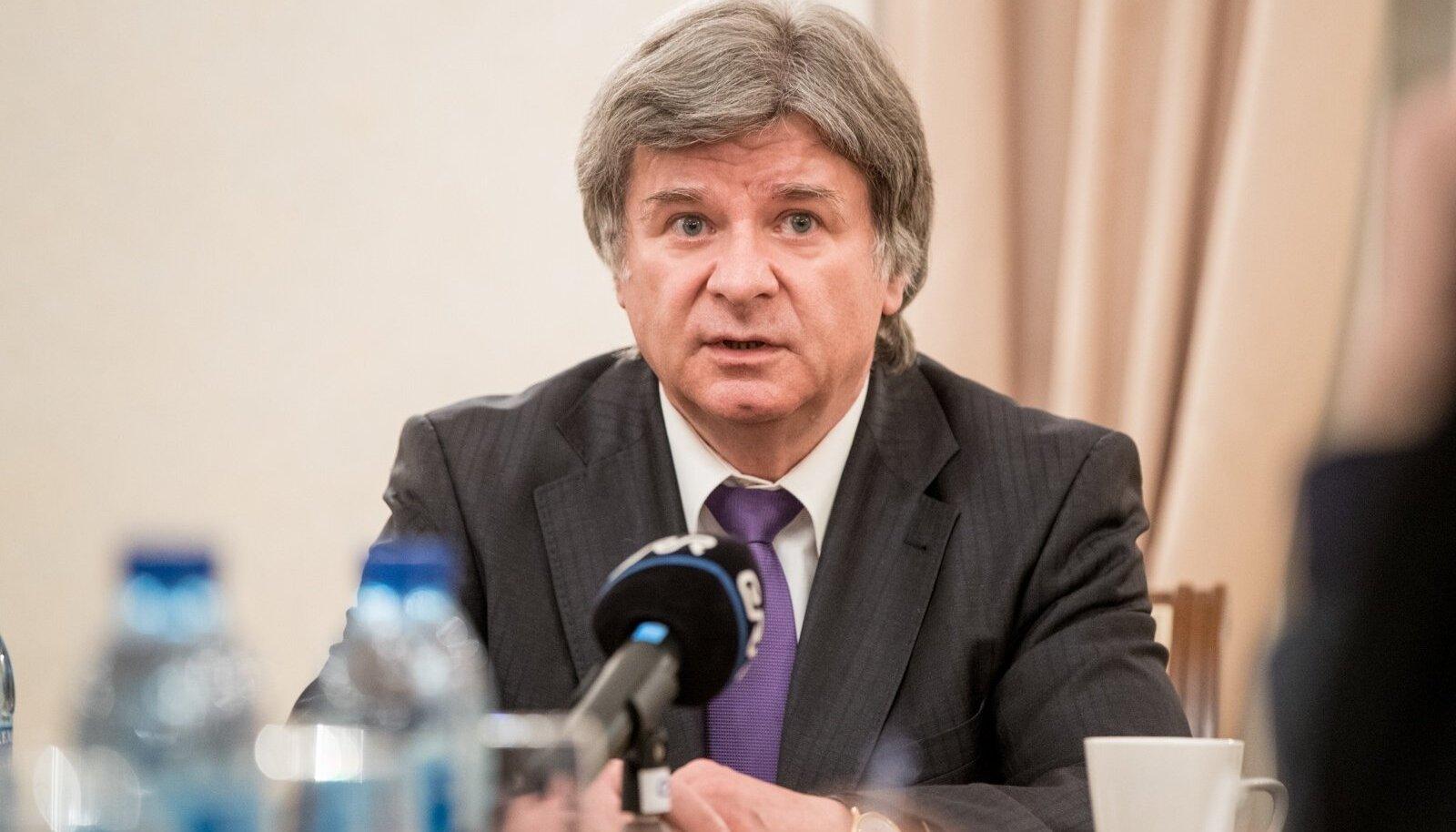 PETROVI GARANTII: Venemaa suursaadik Aleksandr Petrov kinnitab, et Mart Helme ei ole Kremlile kasulik idioot. Kohe kindlasti mitte.