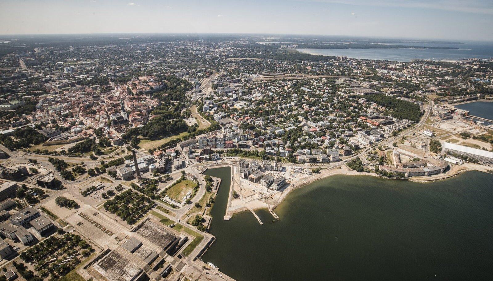 Kinnisvara Tallinnas