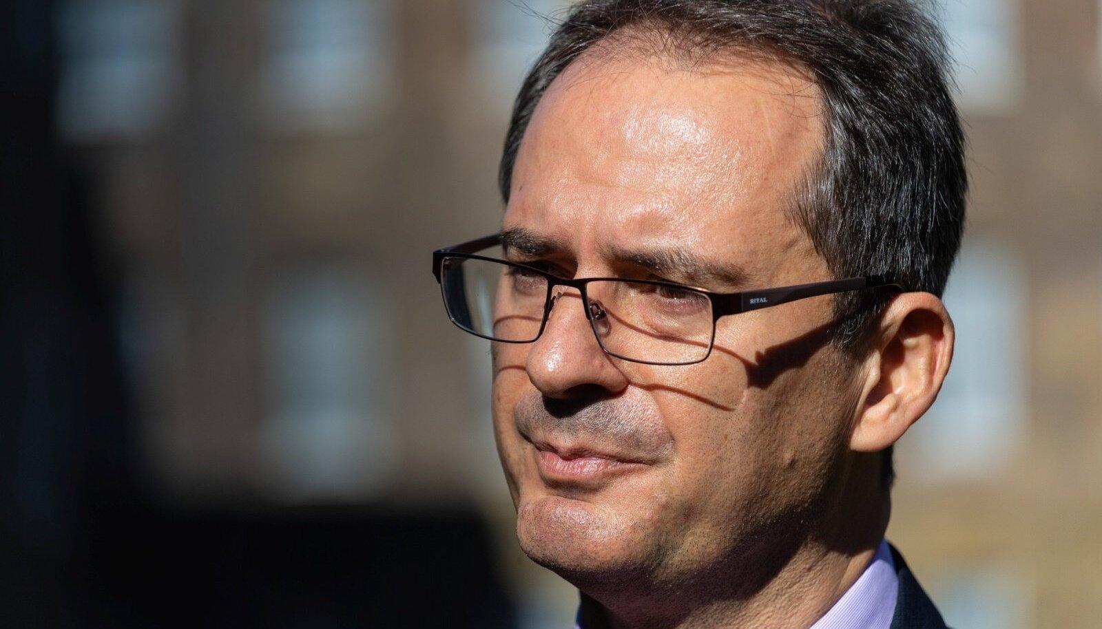 Sõltumatu ühenduse Bellingcat ekspert Christo Grozev