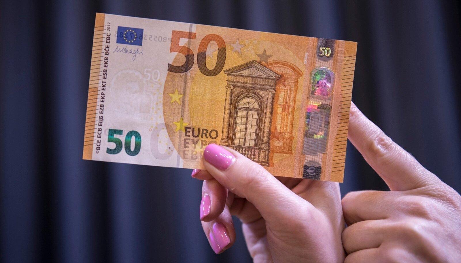 50 eurot lisaraha on paljudele suur abi