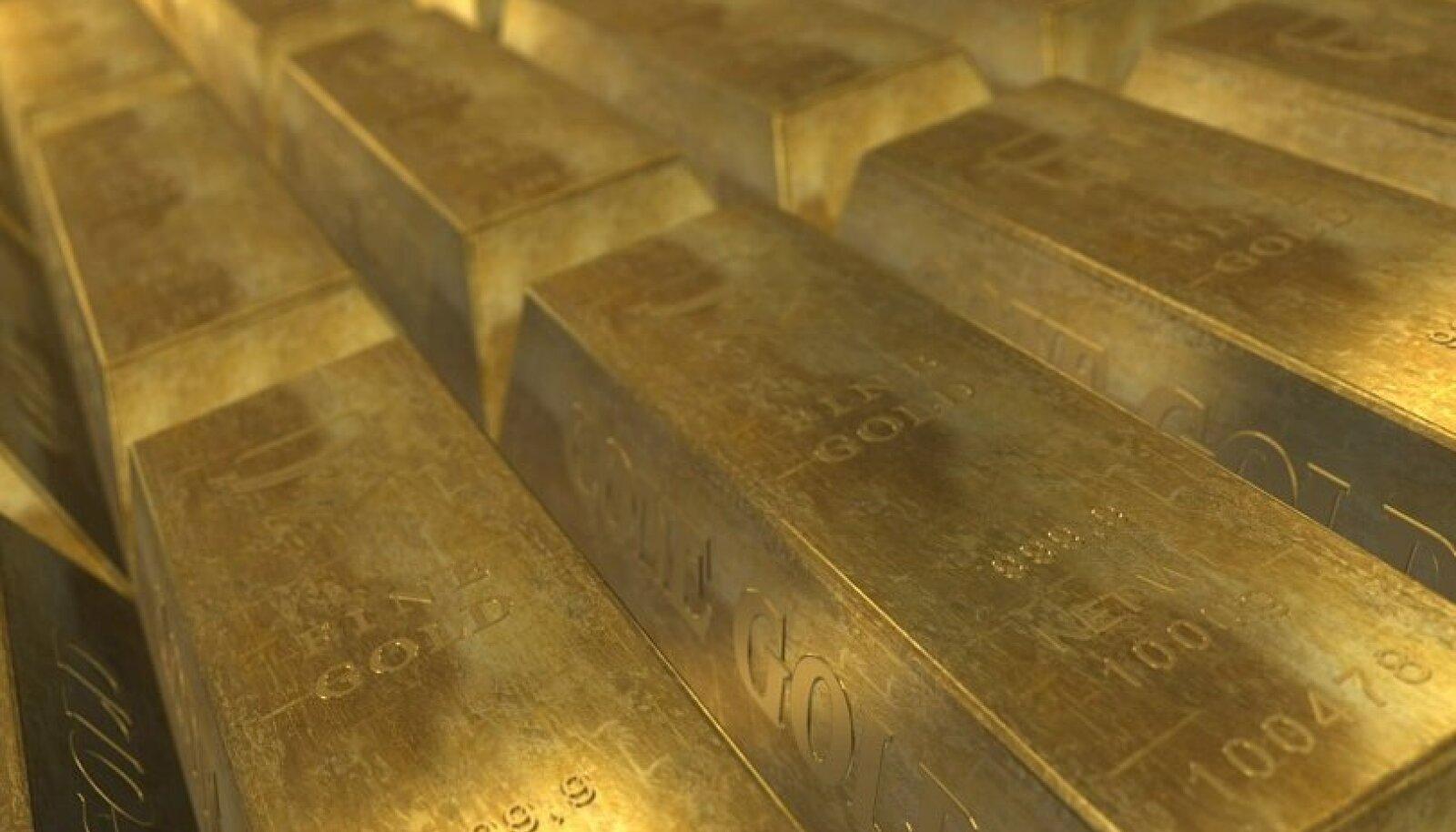 Kulla, nagu ka kõige muu teekond algas mittemillestki.