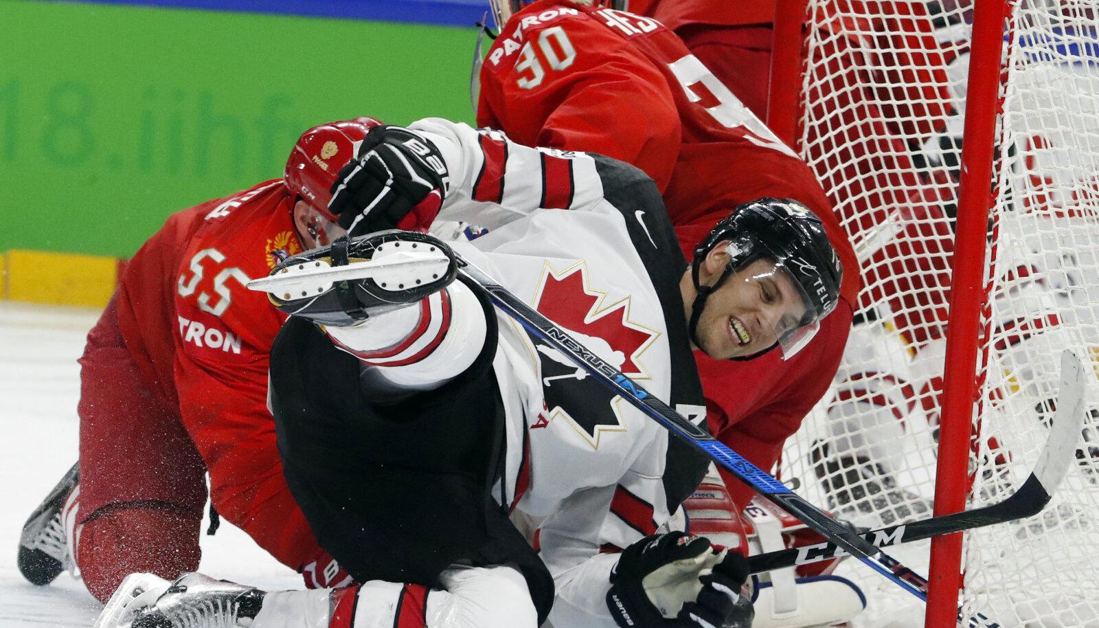Venemaa vs Kanada