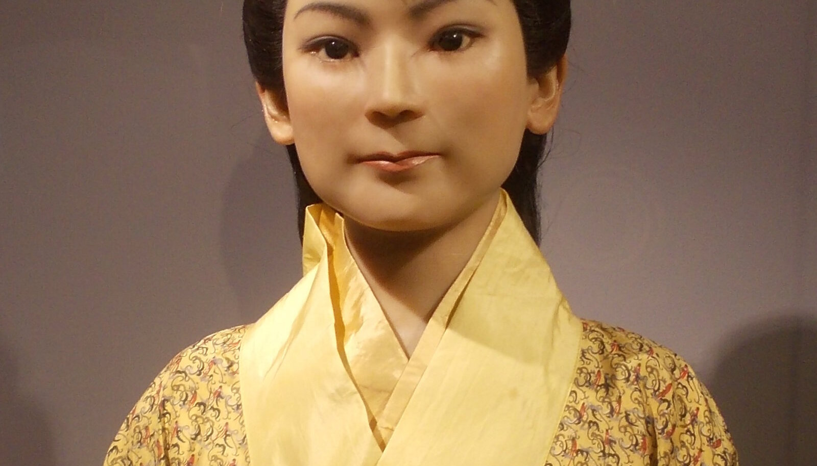 Xin Zhui keha rekonstruktsioon