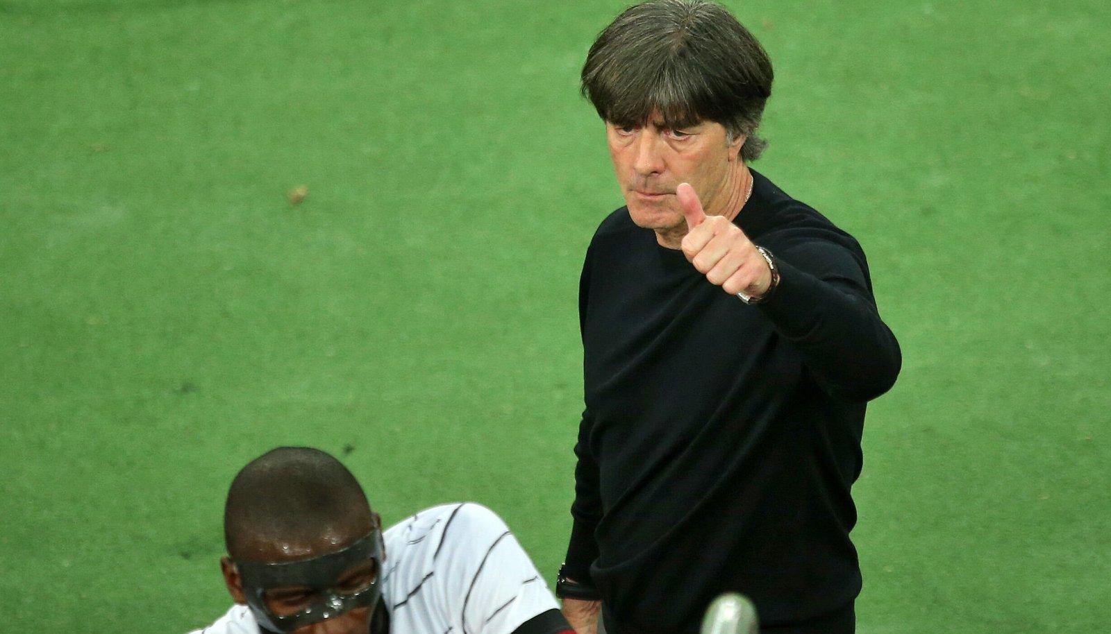 Antonio Rüdiger ja teised Saksamaa koondislased peavad nüüd kõvasti pingutama.