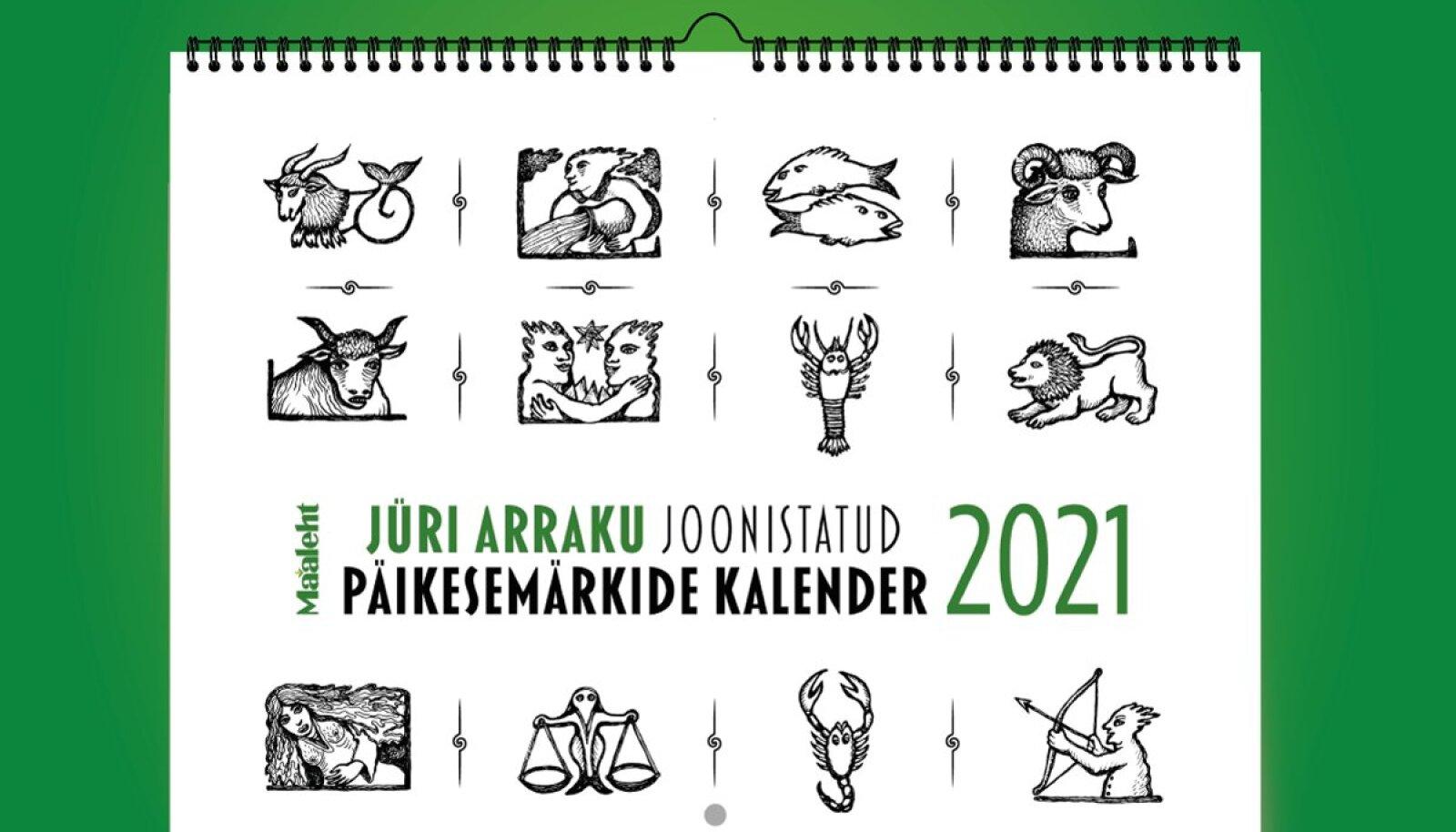Kalender 2021