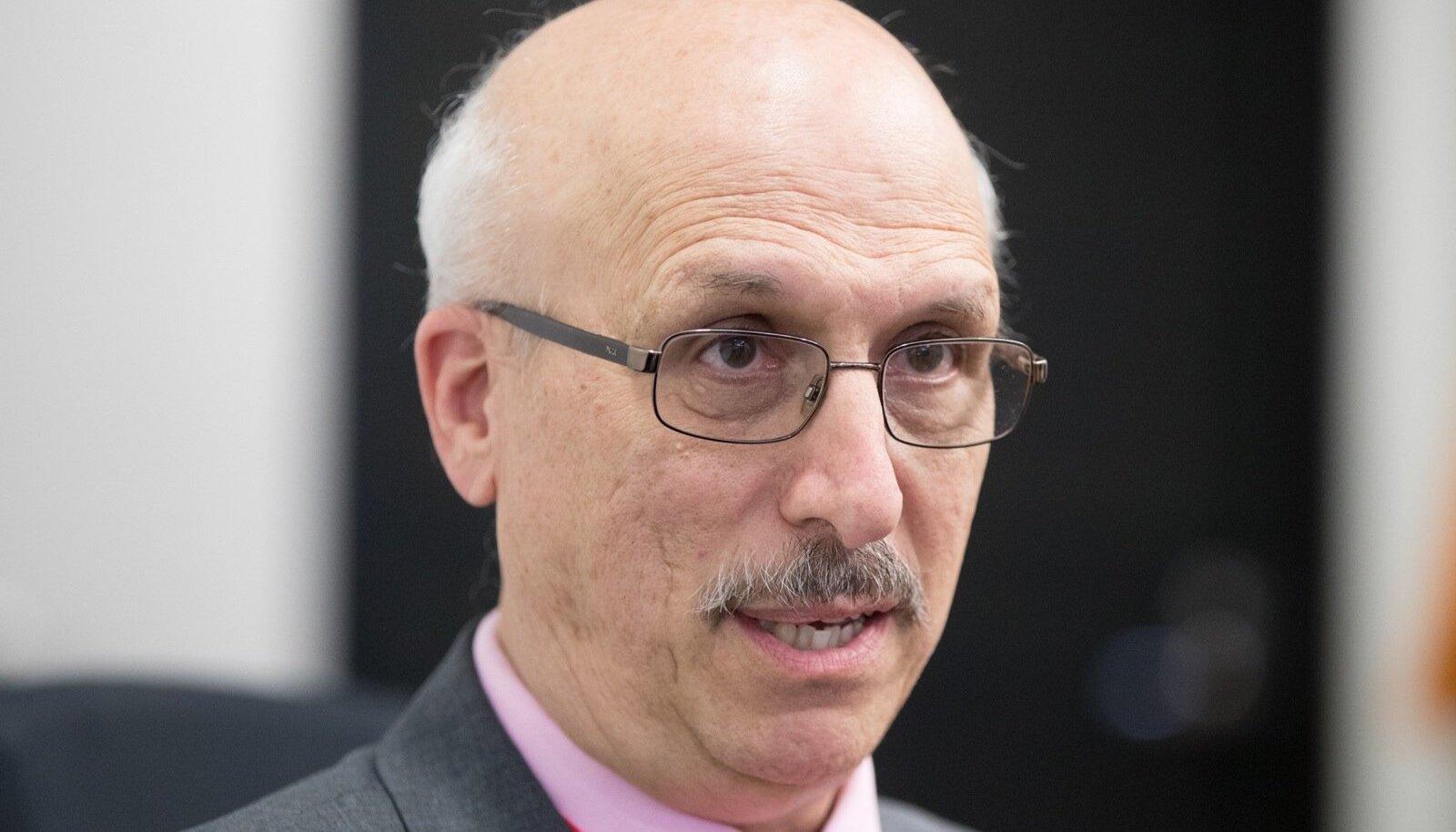 Martin Libicki, küberkonfliktikonverentsil CyCon