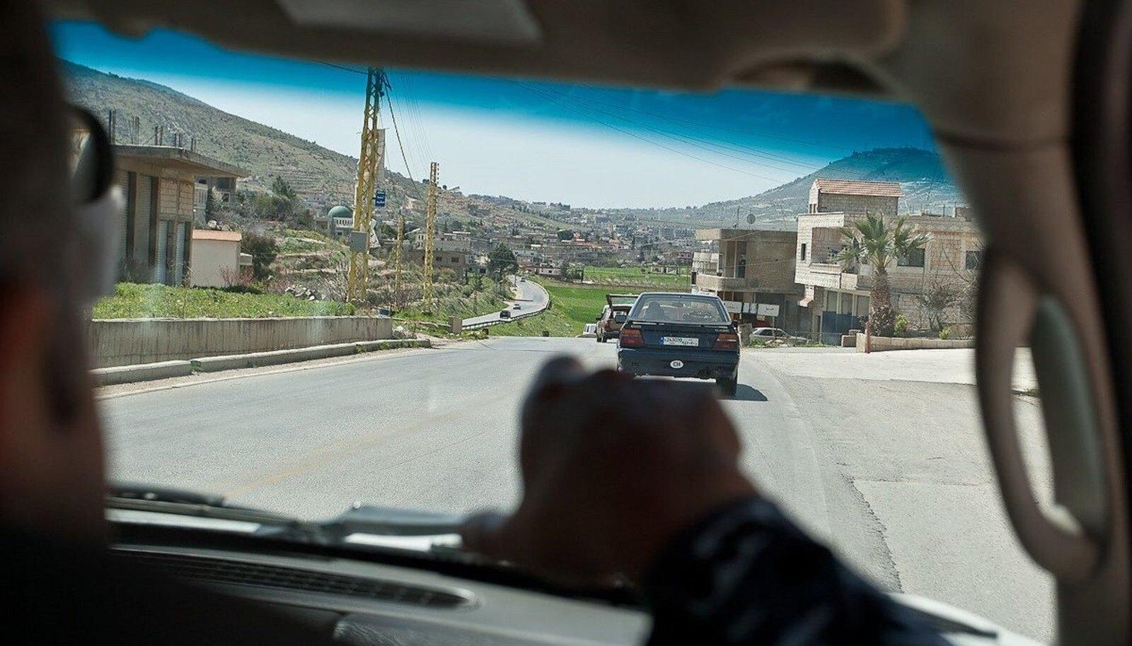 KADUNUD: Liibanonis asuvast Bekaa orust sai 2011. aastal Eesti ajakirjanduse jaoks üks kuumimaid kohti, sest seal rööviti sama aasta märtsis seitse Eesti jalgratturit.