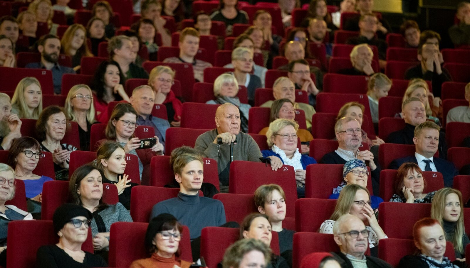 Apollo kino Tallinnas, pilt on illustratiivne.