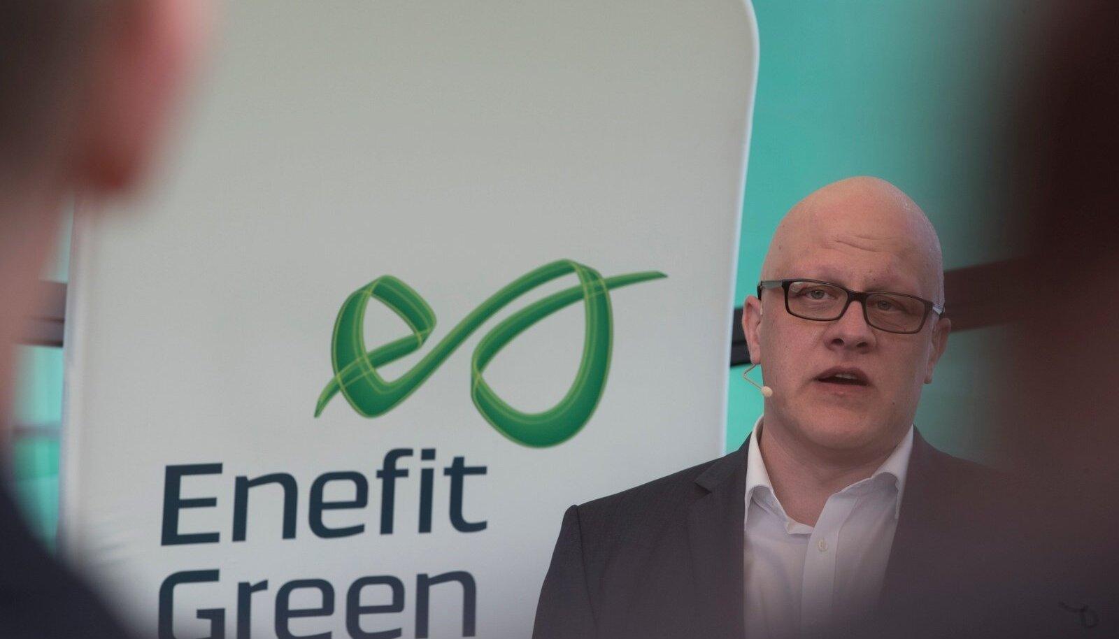 Enefit Greeni juht Aavo Kärmas