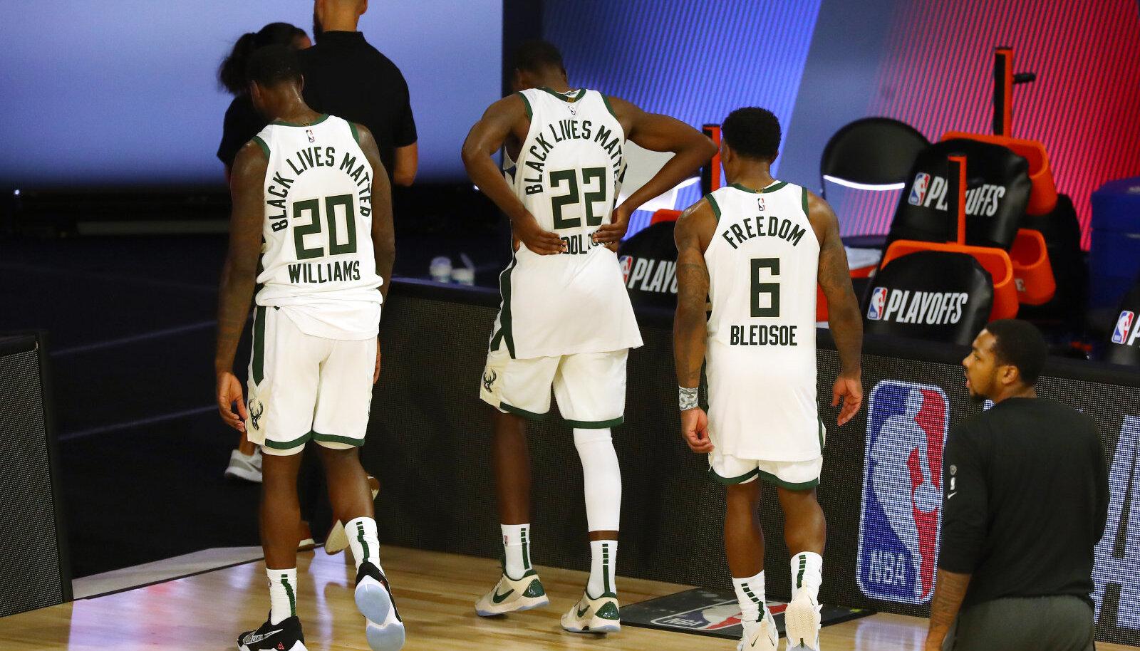 Milwaukee Bucks langes konkurentsist.