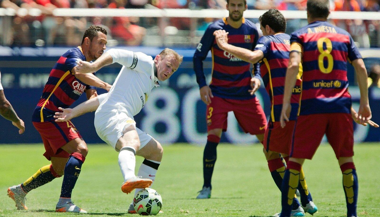 International Champions Cup 2015 - Manchester United v FC Barcelona