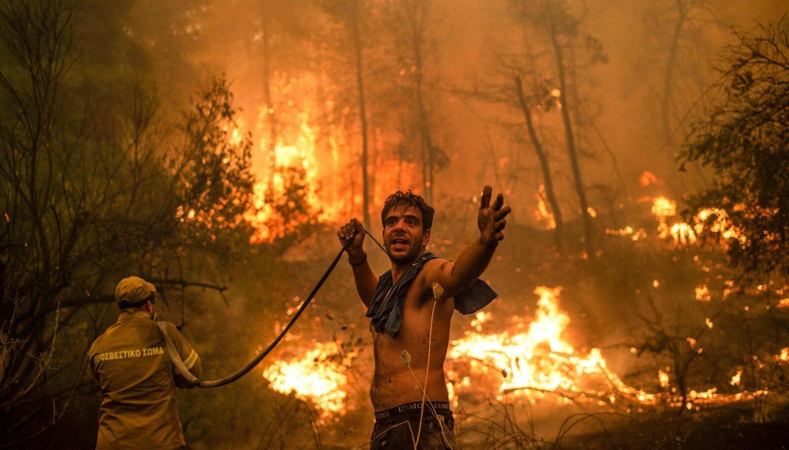 IPCC teadlased eeldavad, et alates 2°C soojenemisest hakkavad kaduma ökosüsteemide ja inimeste eksisteerimiseks vajalikud tingimused.