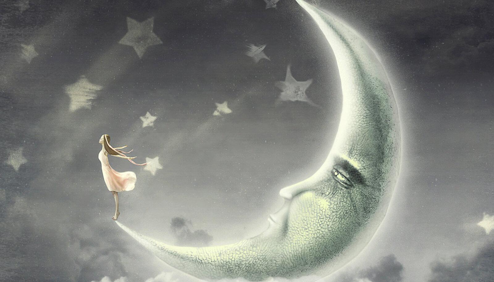 Kuu loomine