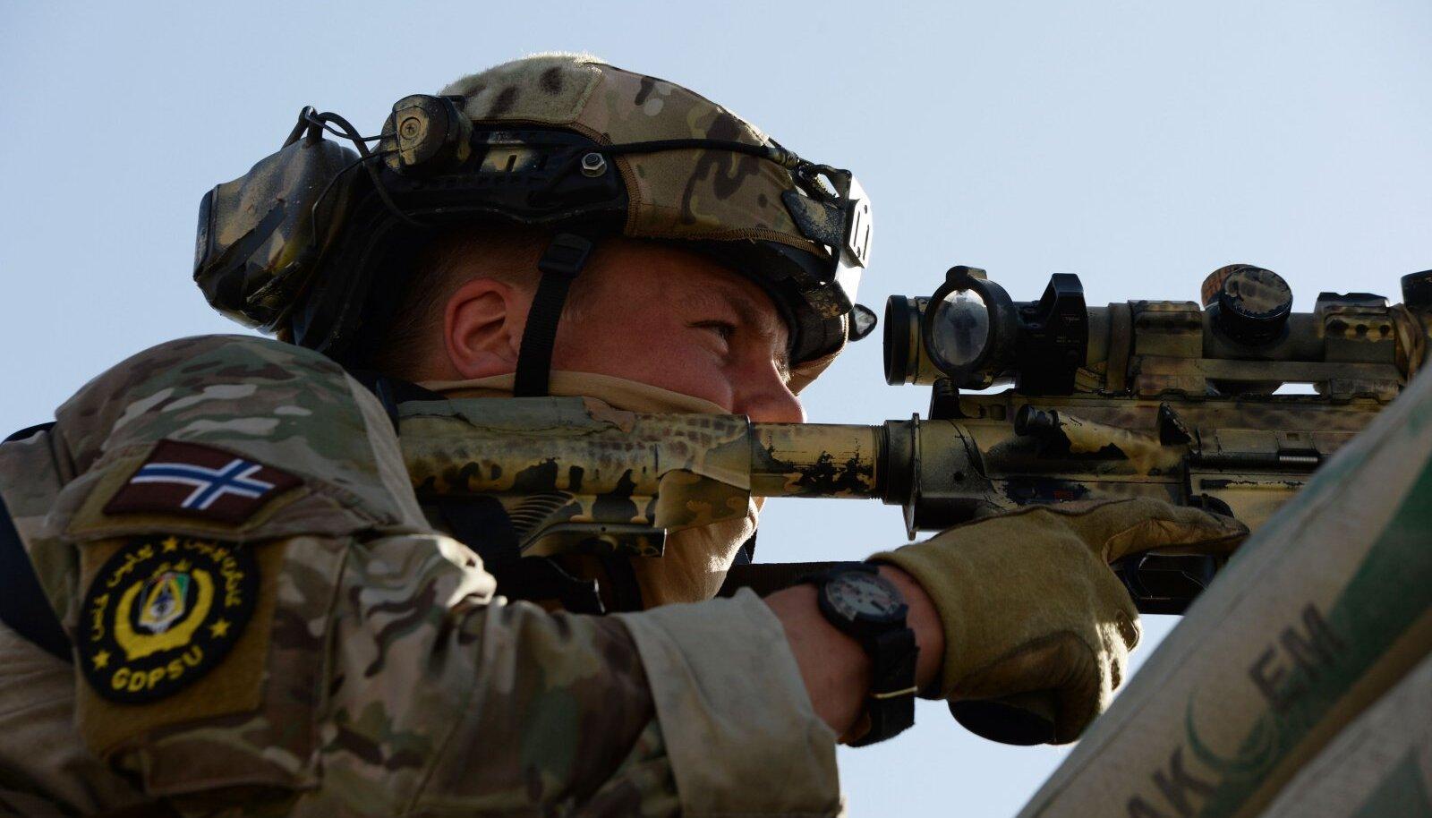Norra sõdur Afganistanis, 2013