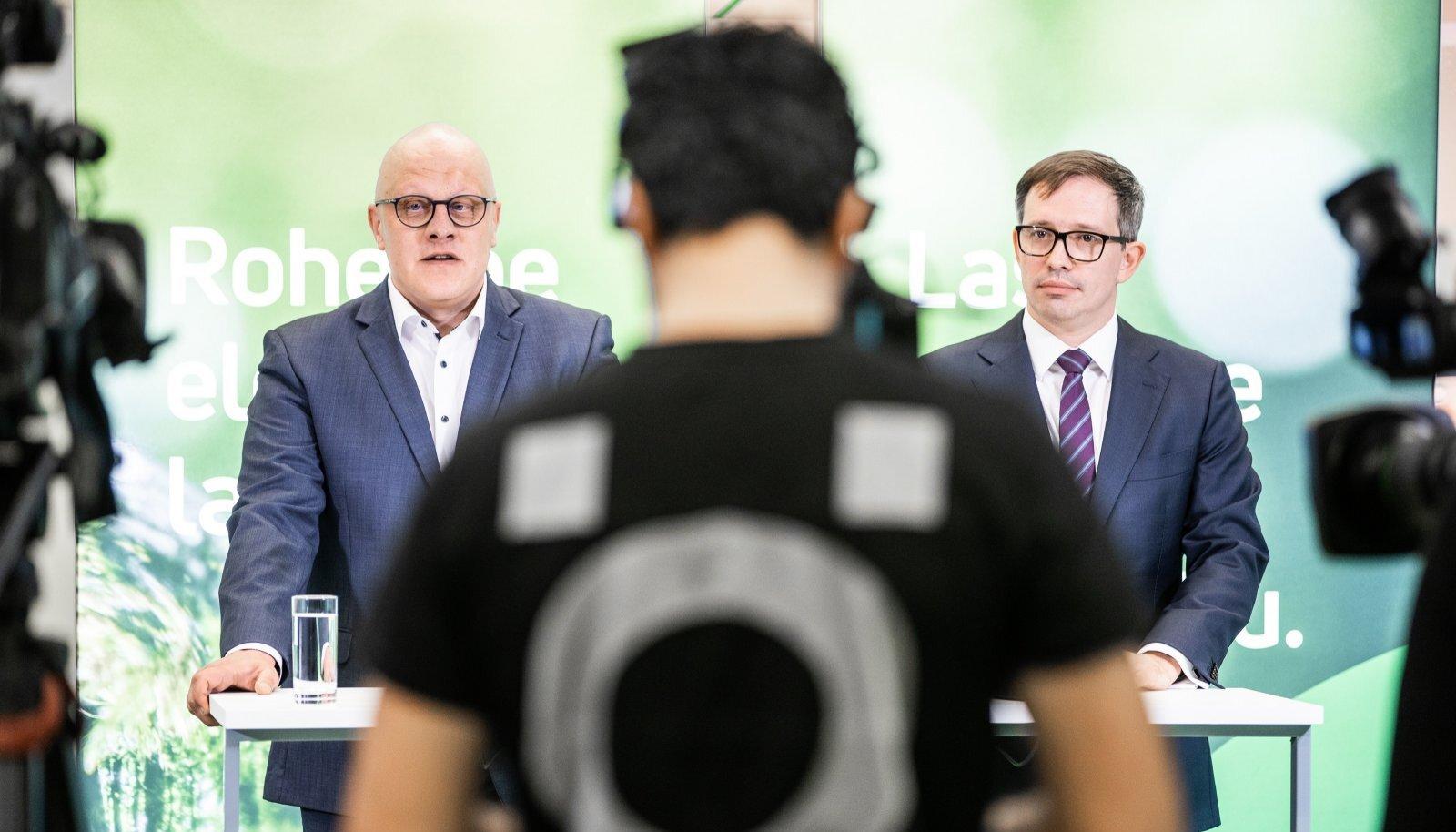 Kaasatava ligi 100 miljoni euro eest plaanib Enefit Green viia ellu kasvustrateegia ja suurendada taastuvenergia tootmisvõimsust praegusega võrreldes 2,3 korda, avaldasid juhatuse liikmed Aavo Kärmas ja Veiko Räim IPO tutvustusel.
