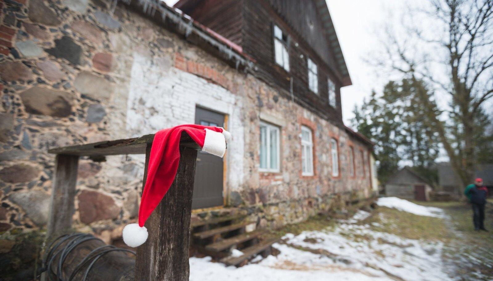 Lootvina Jõulupesa