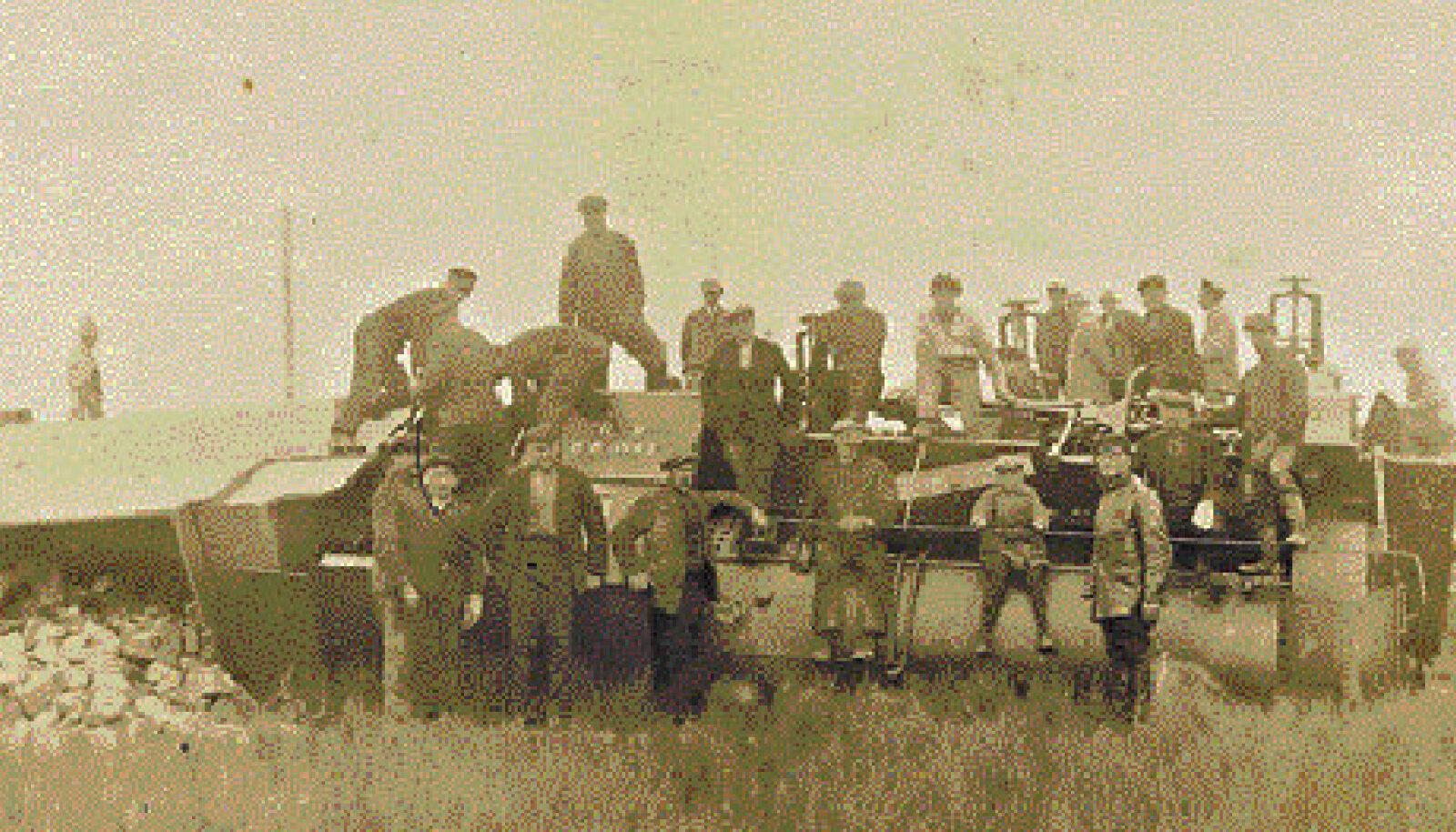 Õnnetus Loodi–Sinialliku jaama vahel 85. kilomeetril 17. juunil 1932
