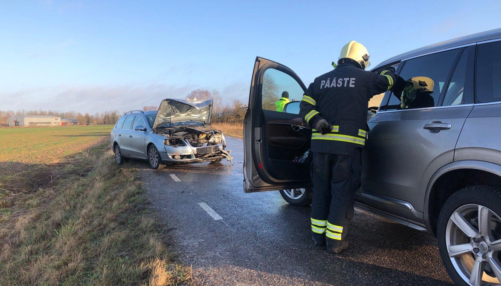 Jaanus Marrandi liiklusõnnetus