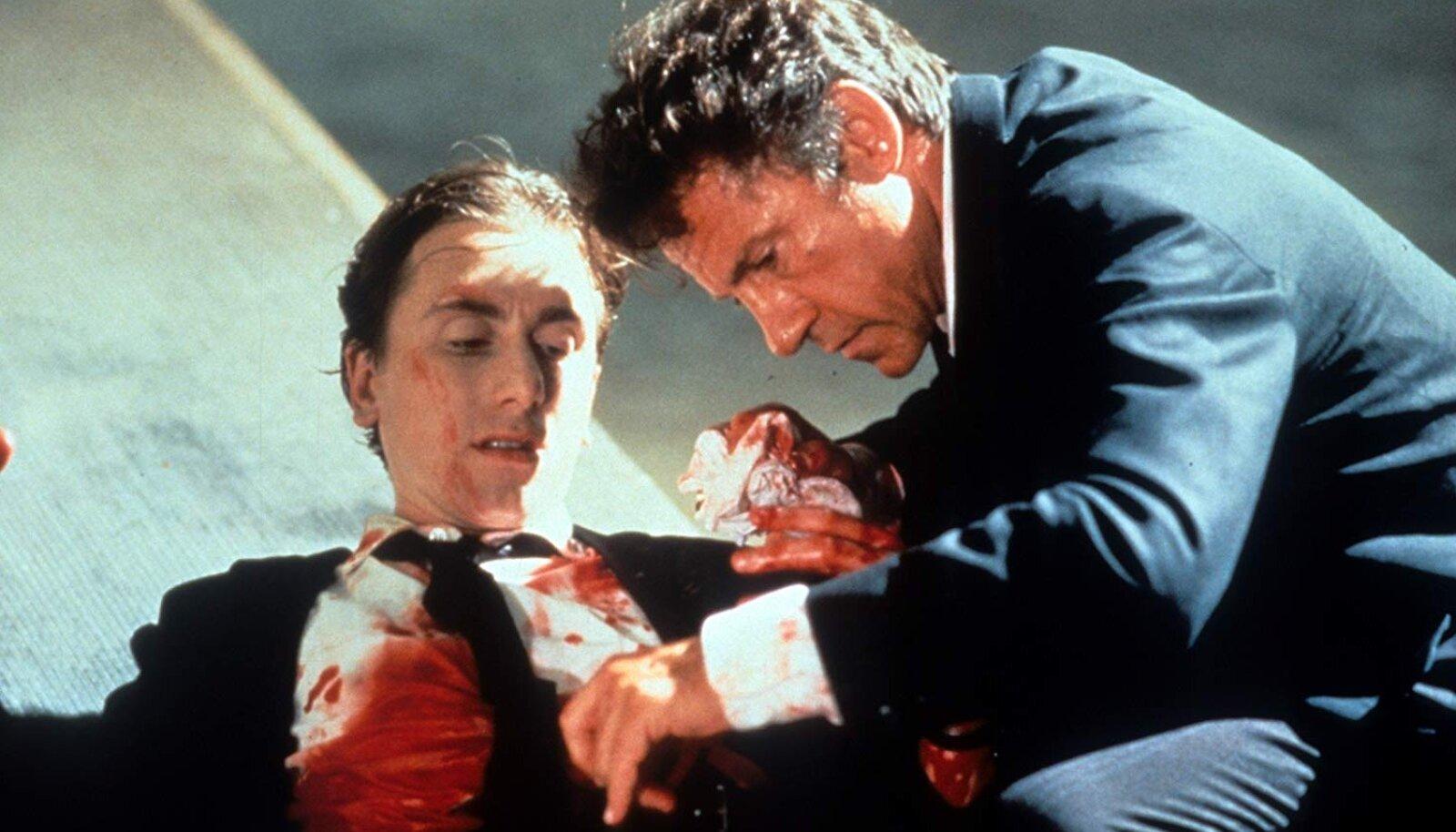 """Illustreerival eesmärgil: kurikuulus verine hetk 1992. a kultusfilmist """"Reservoir Dogs"""" (foto: filmi tootjad)"""