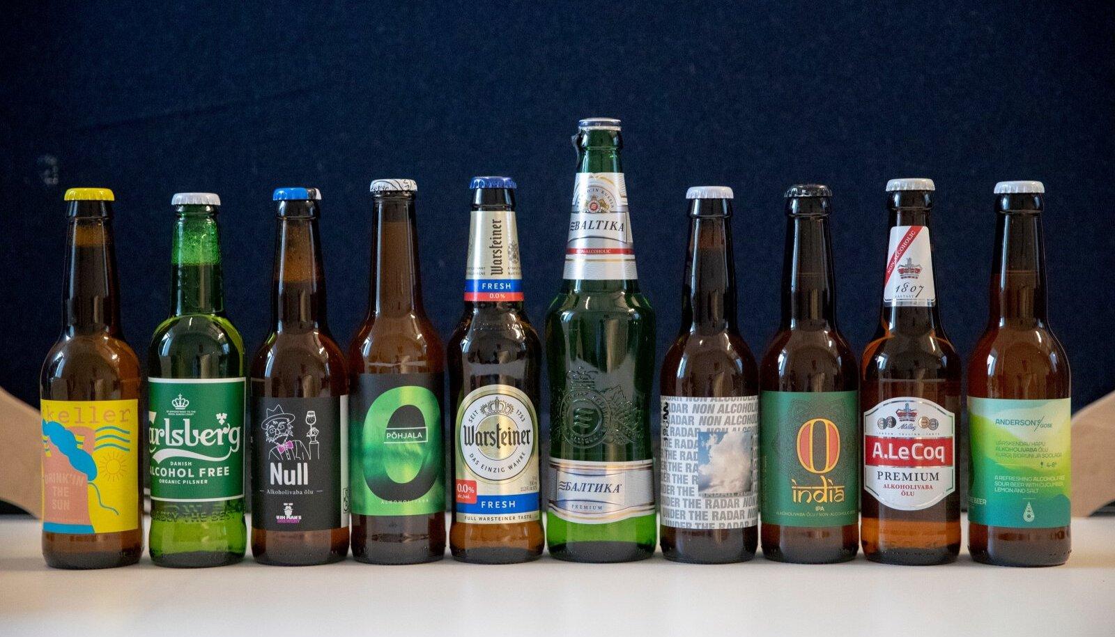 Alkovabad õlled