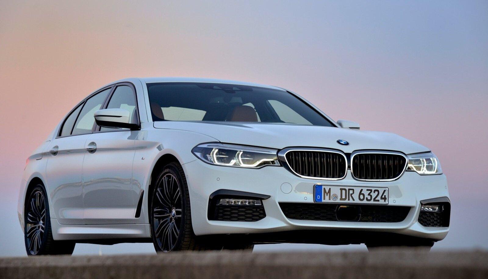 5. seeria BMW-d peetakse premium-klassi autode juhitavuse mõõdupuuks ja sportlike sedaanide etaloniks. Uus 5. seeria rihib sedasama, kuid pakub juurde senisest rohkem luksust ja nutikaid abimehi.