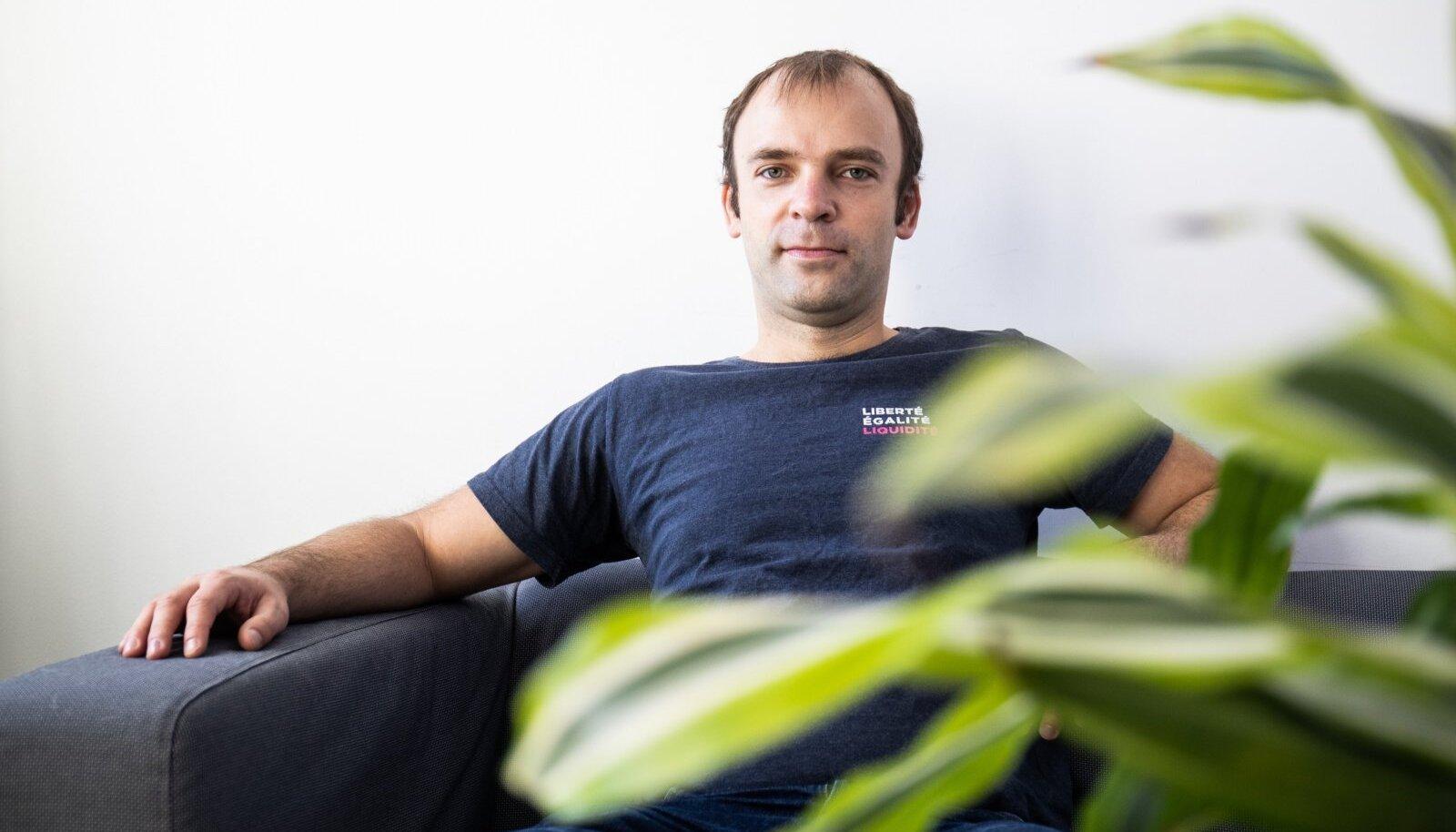 Investor Madis Müür ütleb, et Funderbeami jaoks hakkab kätte jõudma tõehetk.
