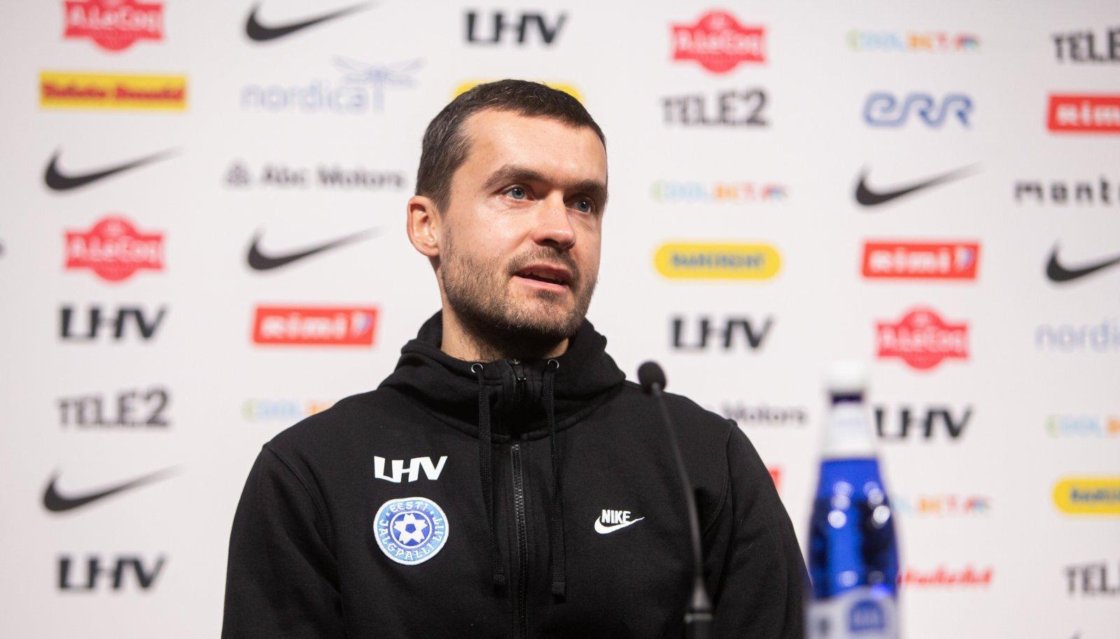 Norbert Hurt on Eesti koondise peatreeneri Thomas Häberli kõige lähem abiline.