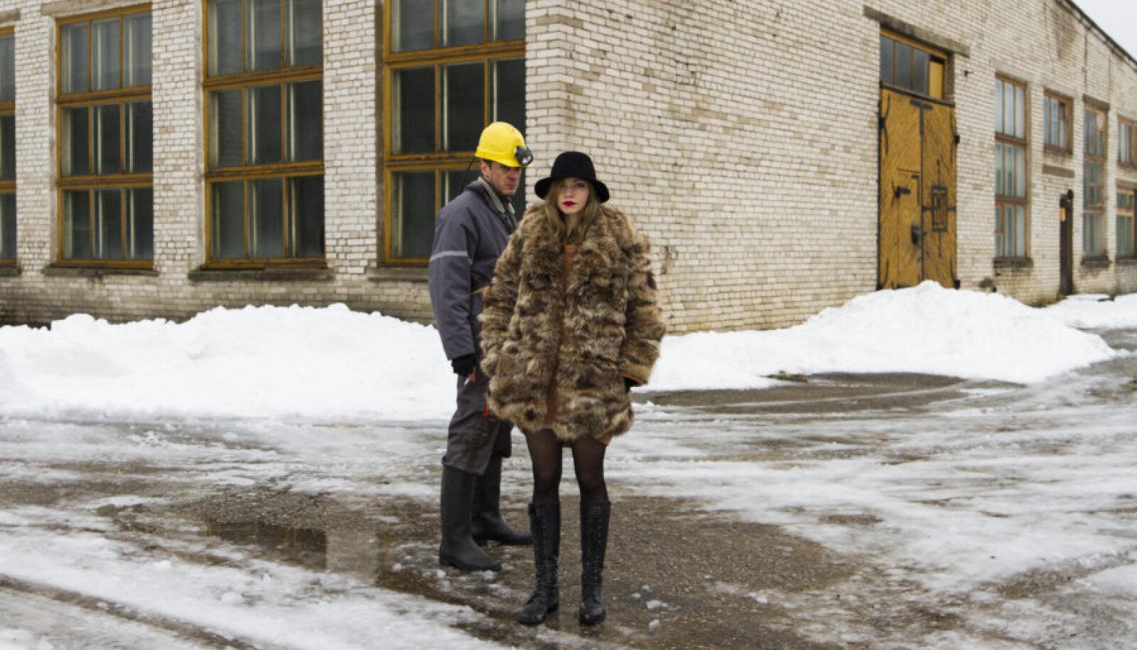 Helge ja sünge – Mirtel Pohla ja Juhan Ulfsak sümboliseerivad inimhinge paradokse.