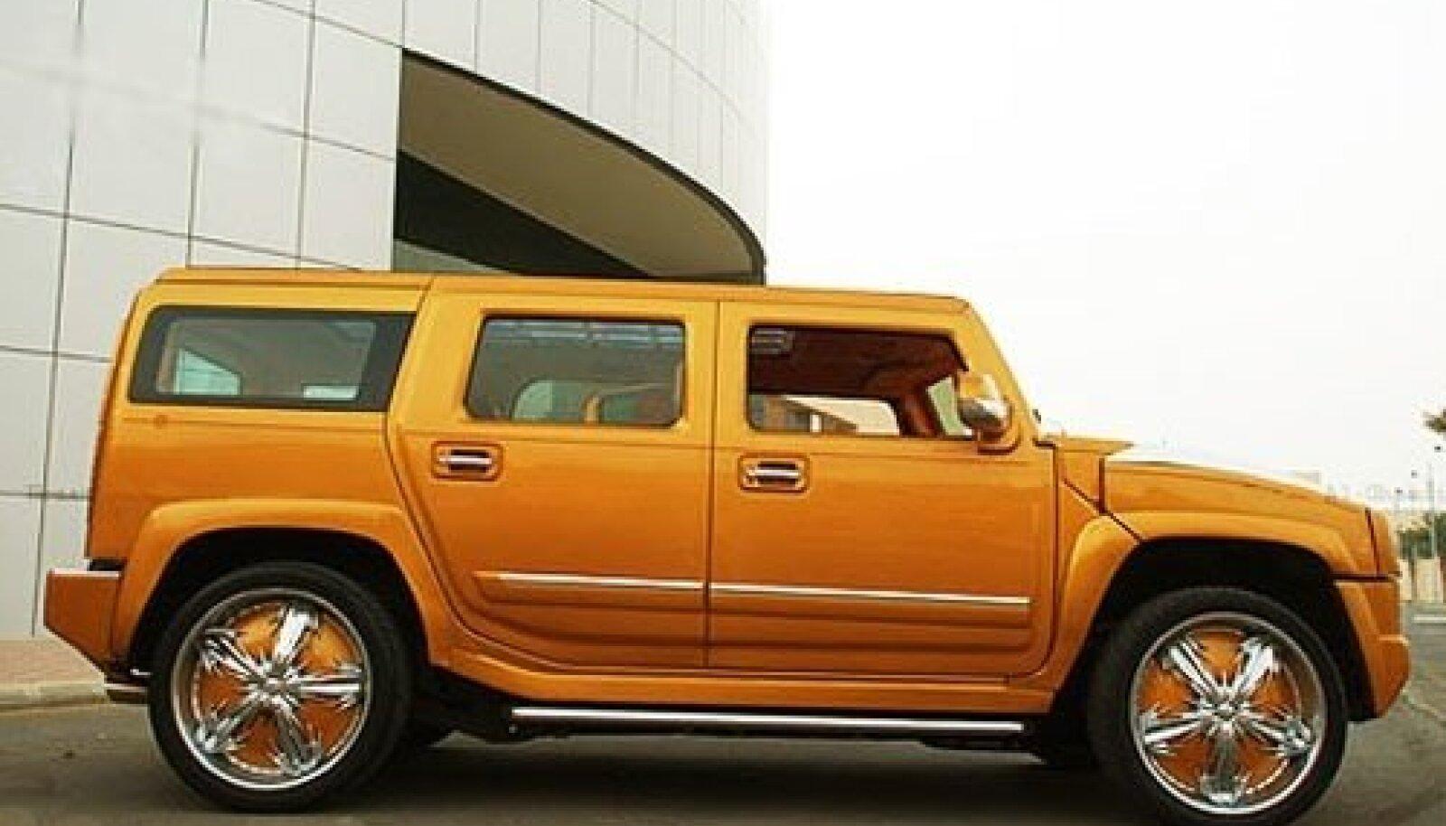 Kuld-Hummer 3