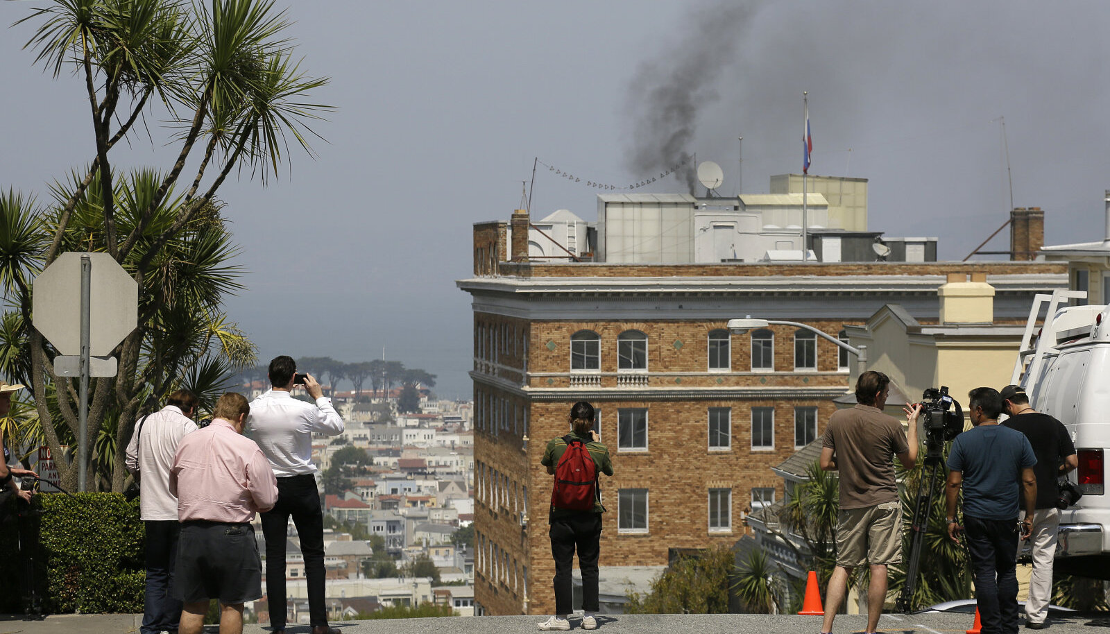 Venemaa saatkond San Fransiscos