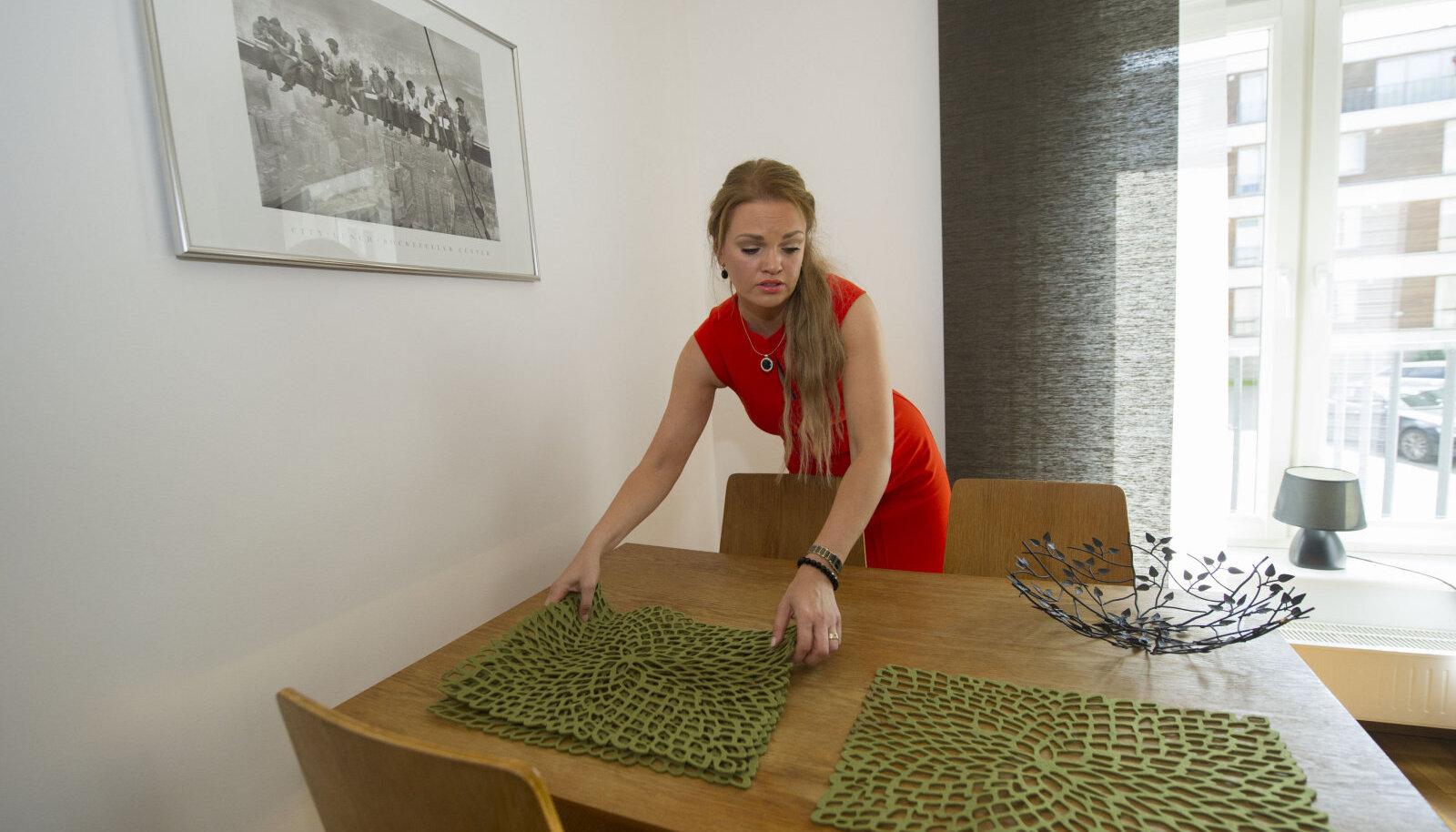 Gerdi Anupõld on home-stager. Tema ülesanne on teha müüdav või üürile pakutav korter selliseks, et see kiiresti uue omaniku või üürniku leiaks.