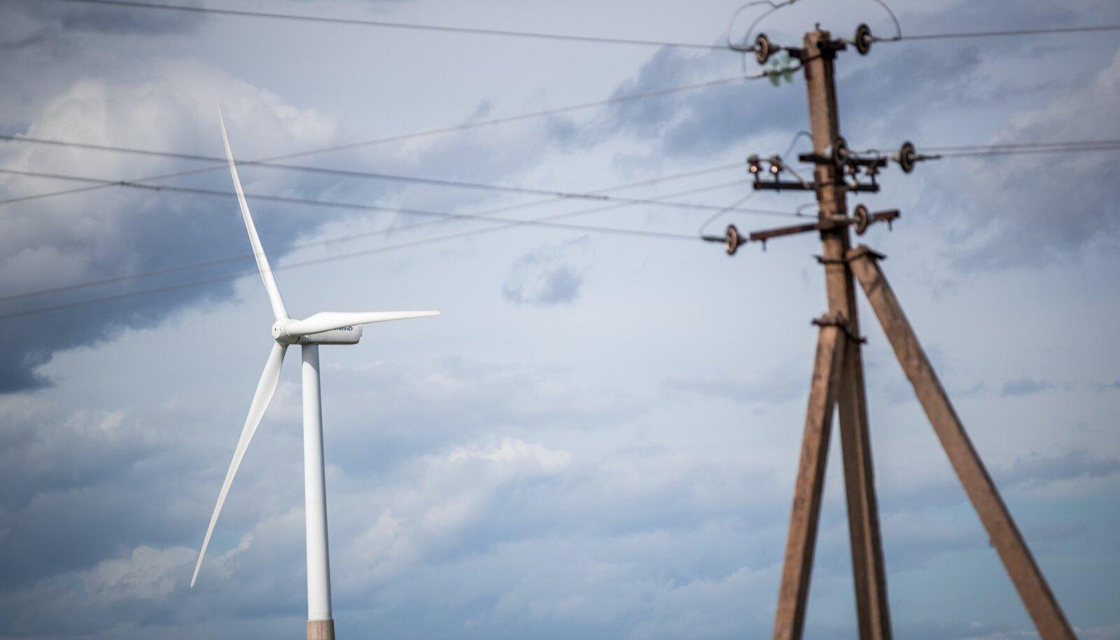 Investeeringud peaksid keskenduma muuhulgas taastuvenergiale.