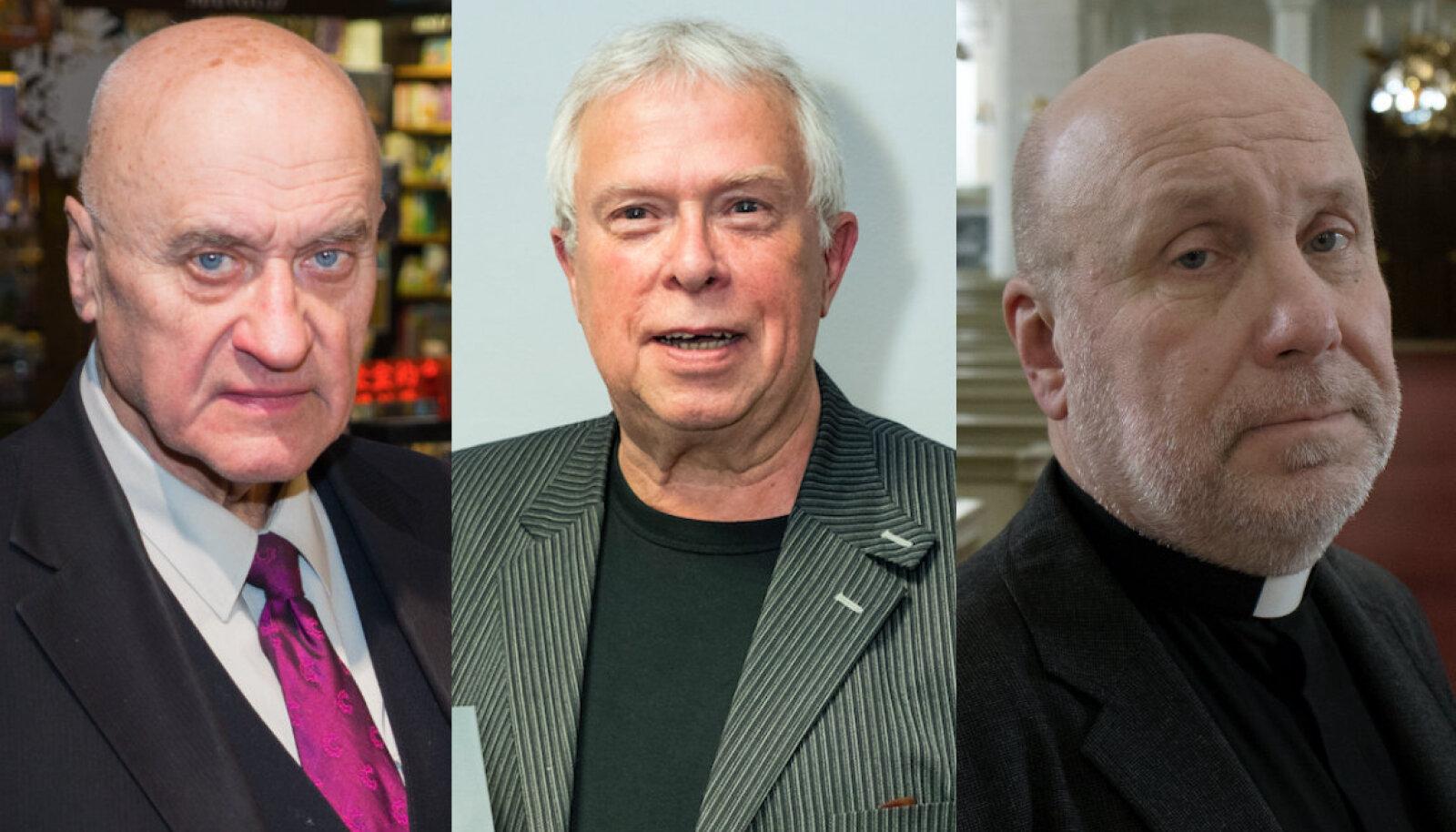 Einar Laigna, Igor Volke, Arne Hiob kohtuvad arutelupaneelis Nõmmel Von Glehni Teatris